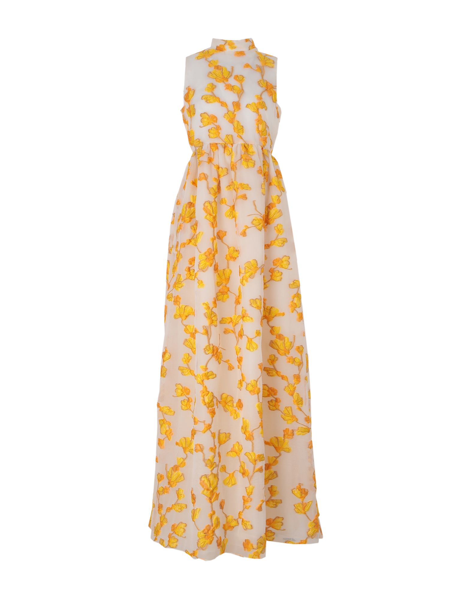 THE 2ND SKIN CO Длинное платье