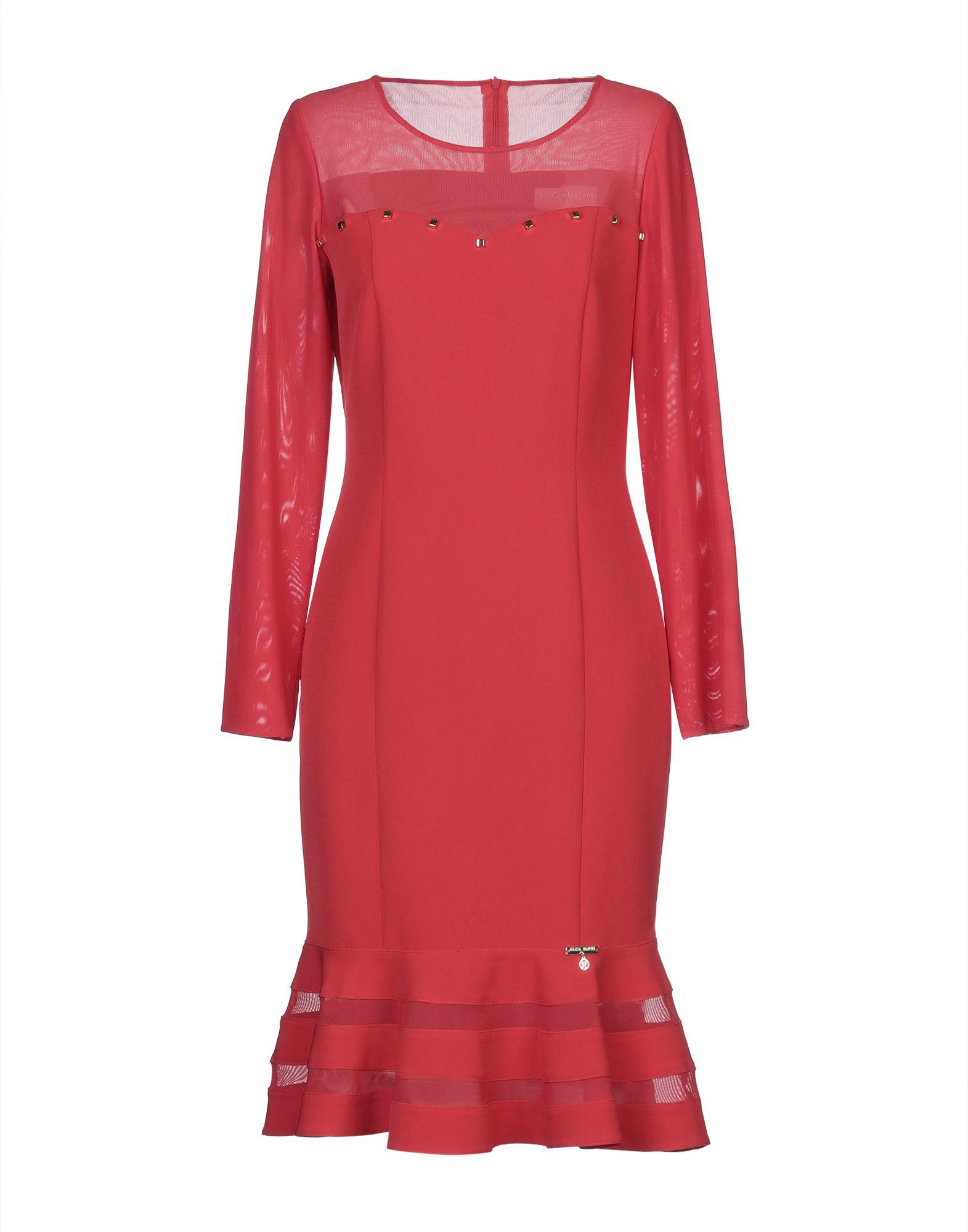 ELISA FANTI Платье до колена