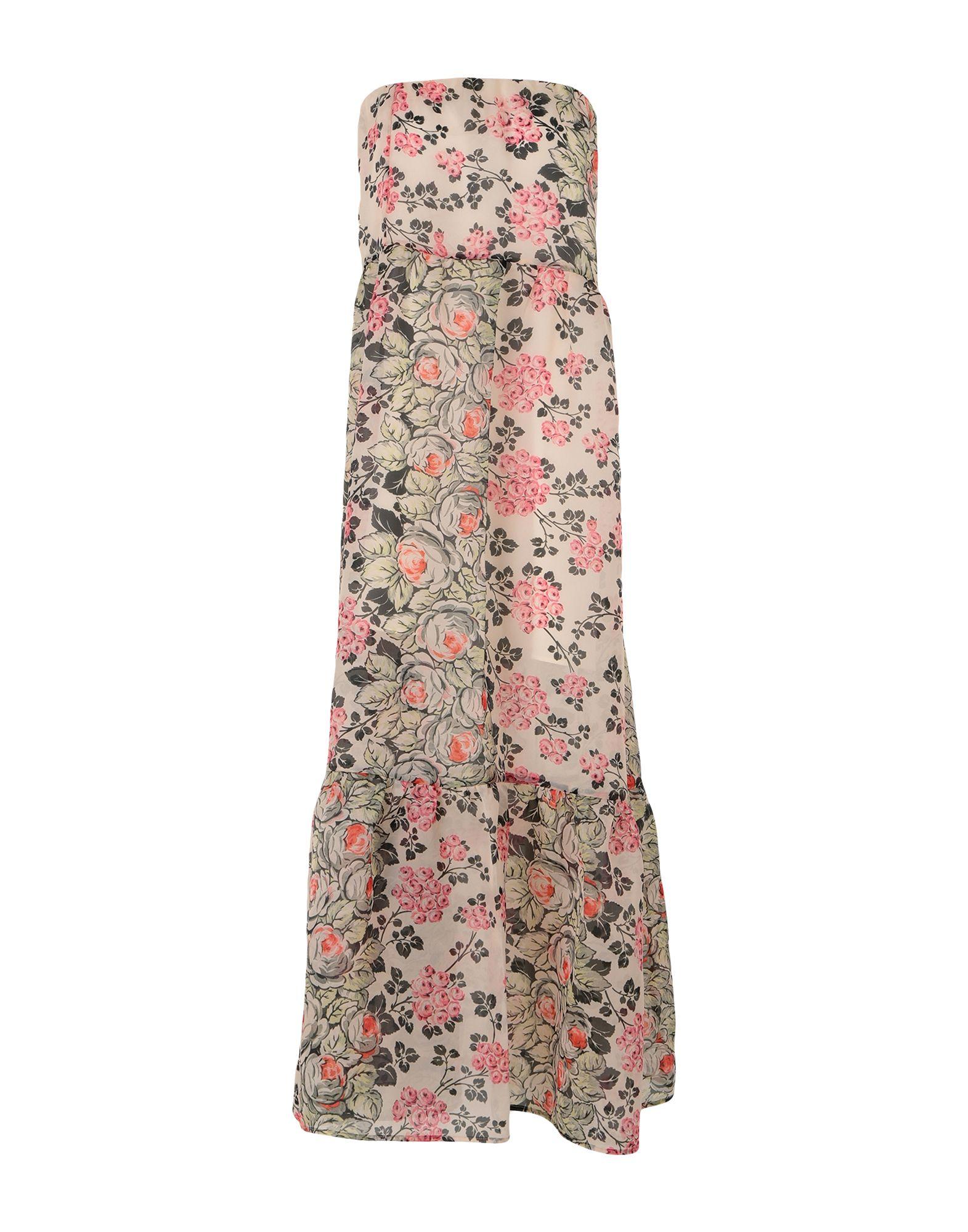SEMICOUTURE Длинное платье