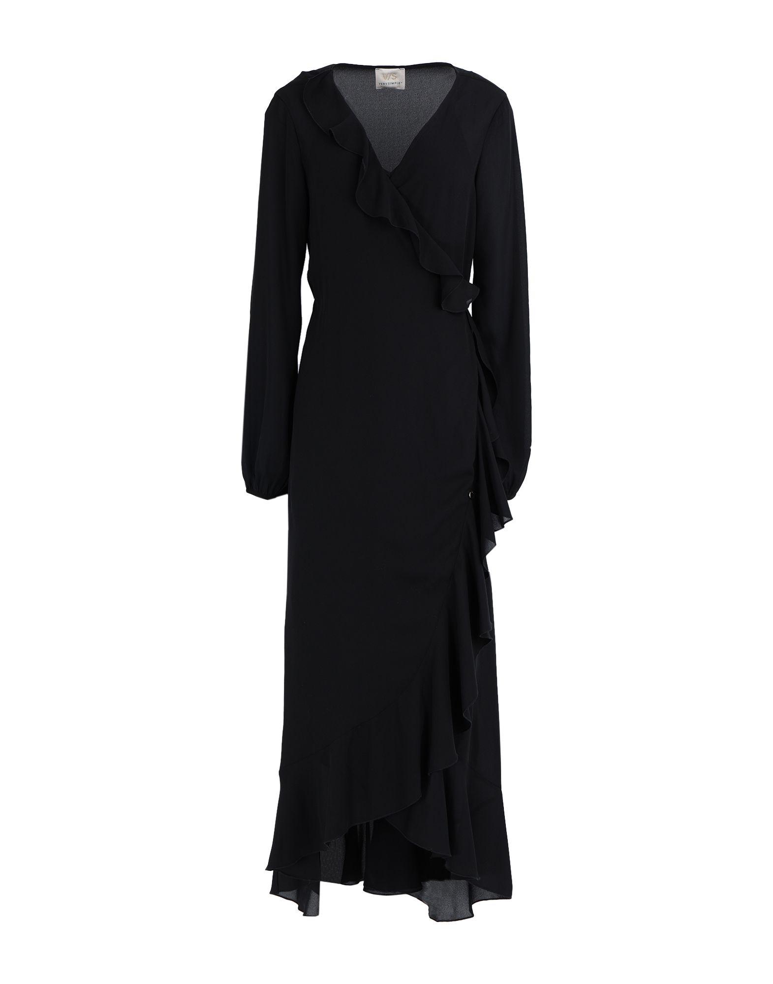 VERYSIMPLE Длинное платье