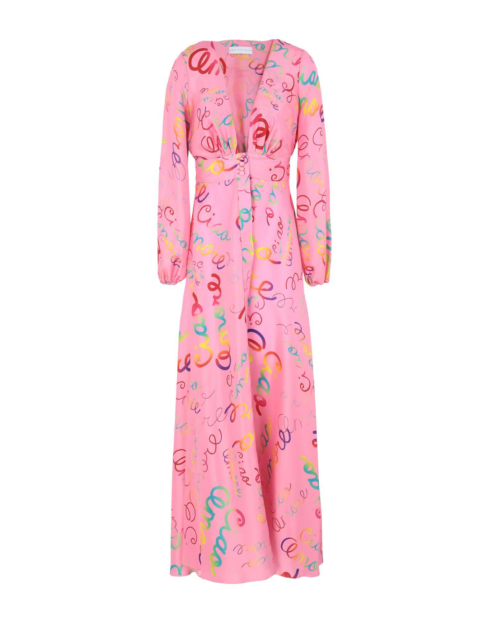 GIADA BENINCASA Длинное платье цена