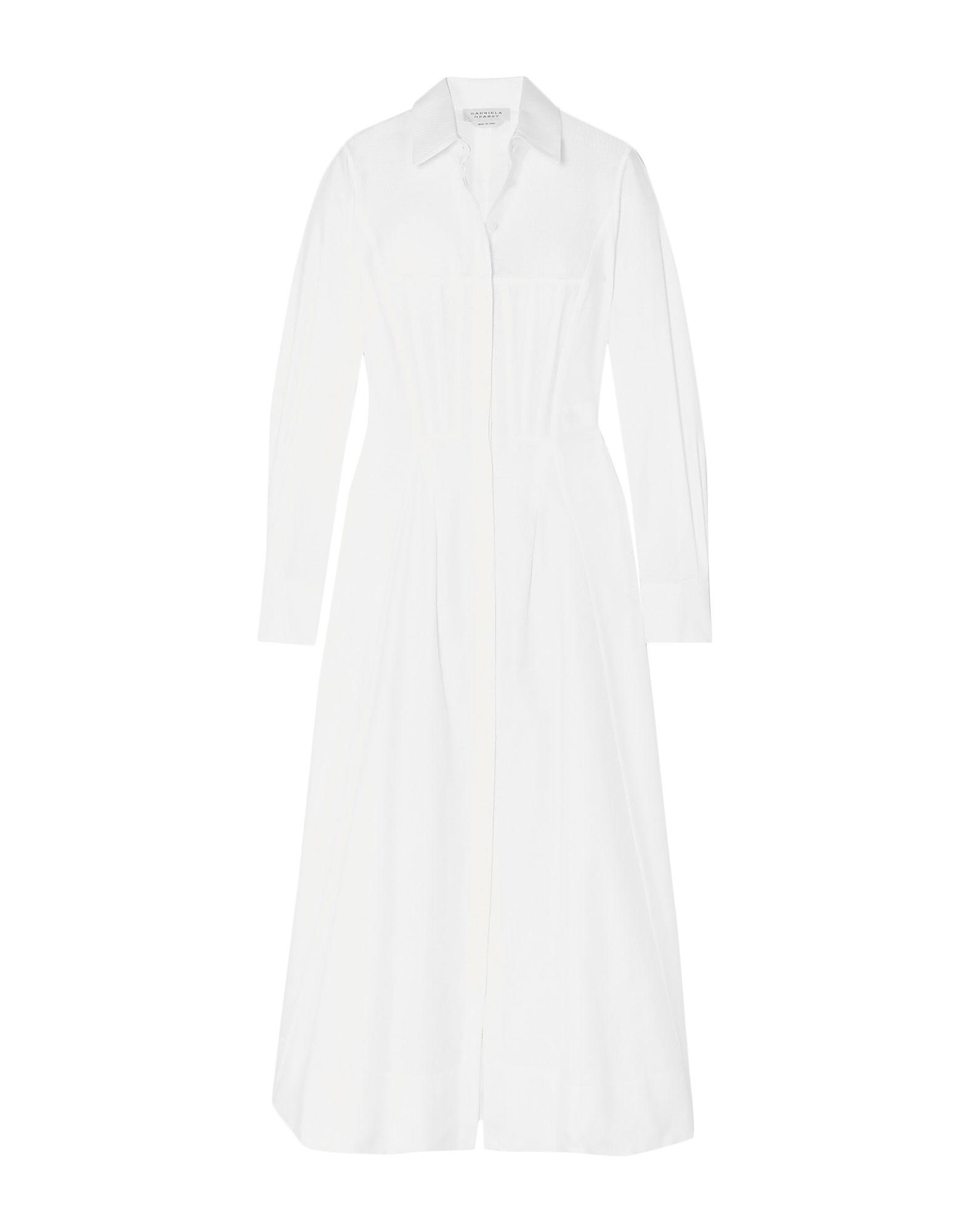 GABRIELA HEARST Длинное платье платья gabriela платье
