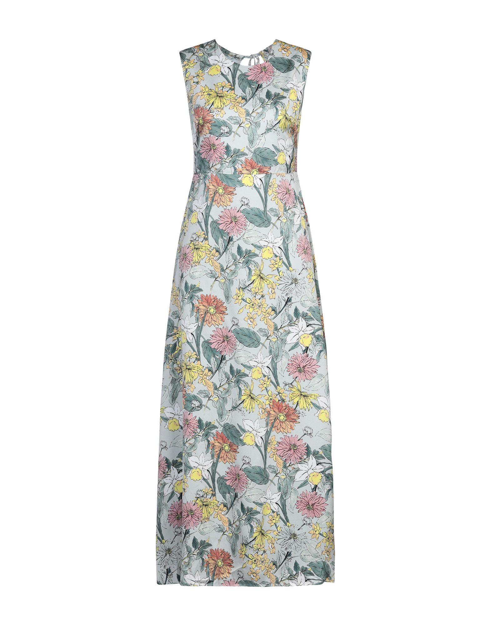 MOLLY BRACKEN Длинное платье