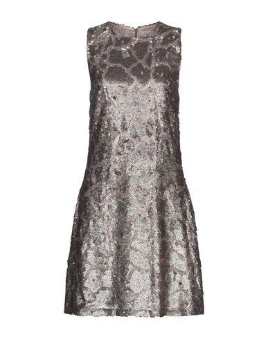 Фото - Женское короткое платье SLY010 бронзового цвета