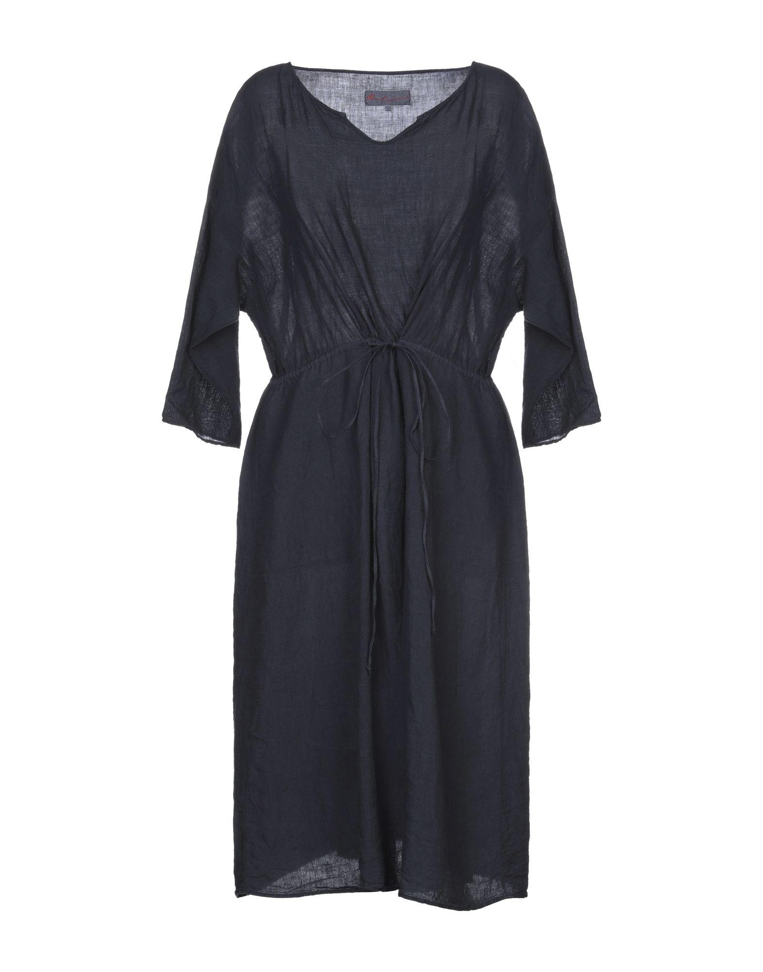 MANUELLE GUIBAL Платье длиной 3/4
