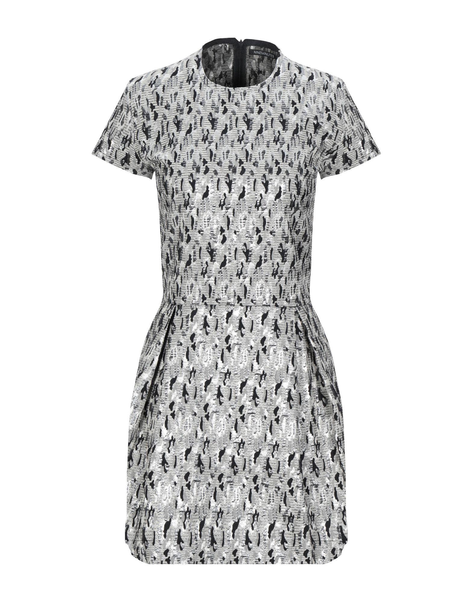 NINEMINUTES Короткое платье