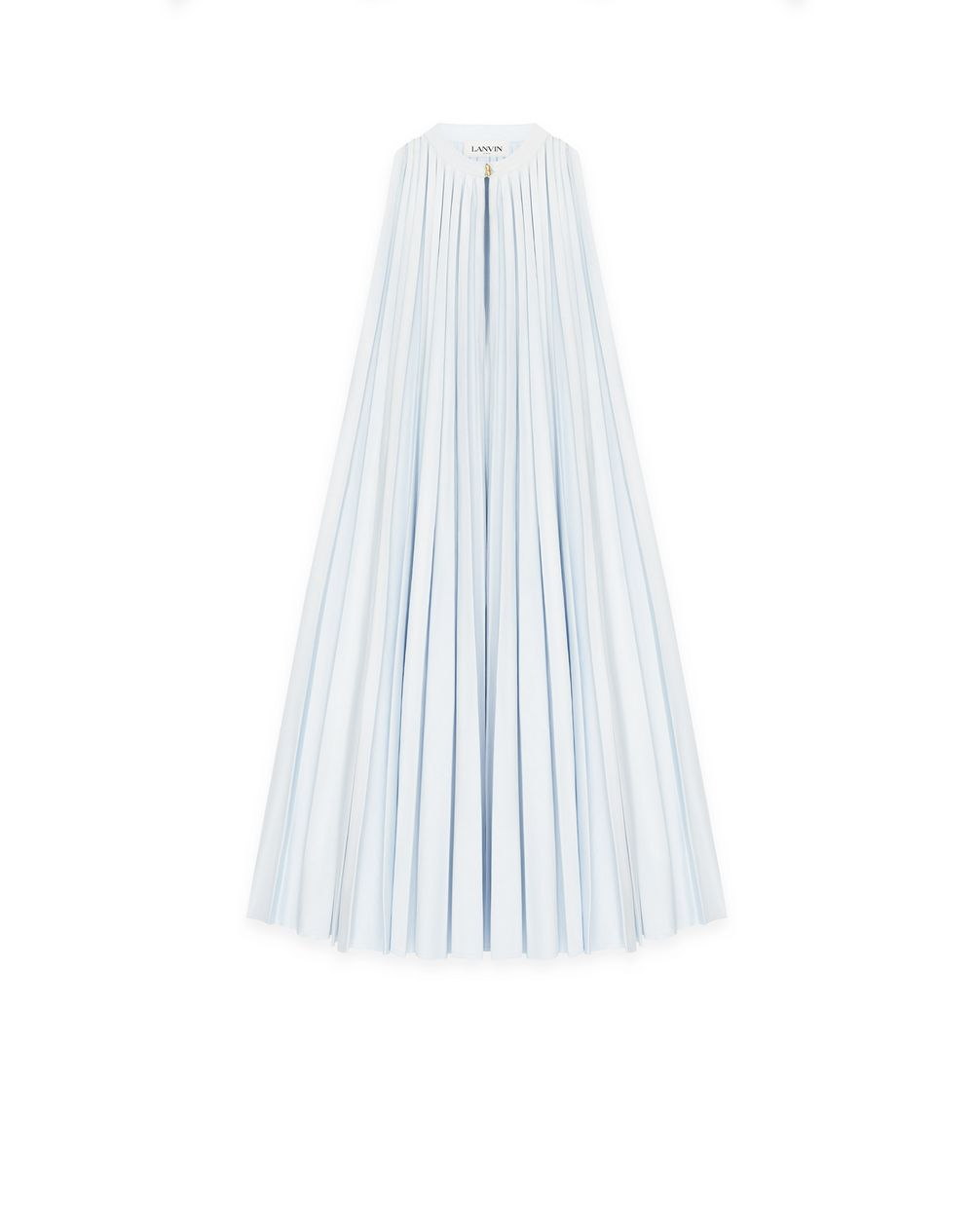 PLEATED MIDI DRESS  - Lanvin