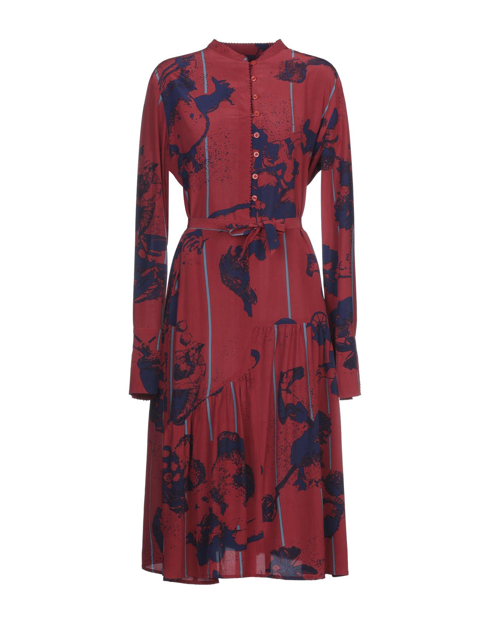 AN AN LONDREE Платье длиной 3/4