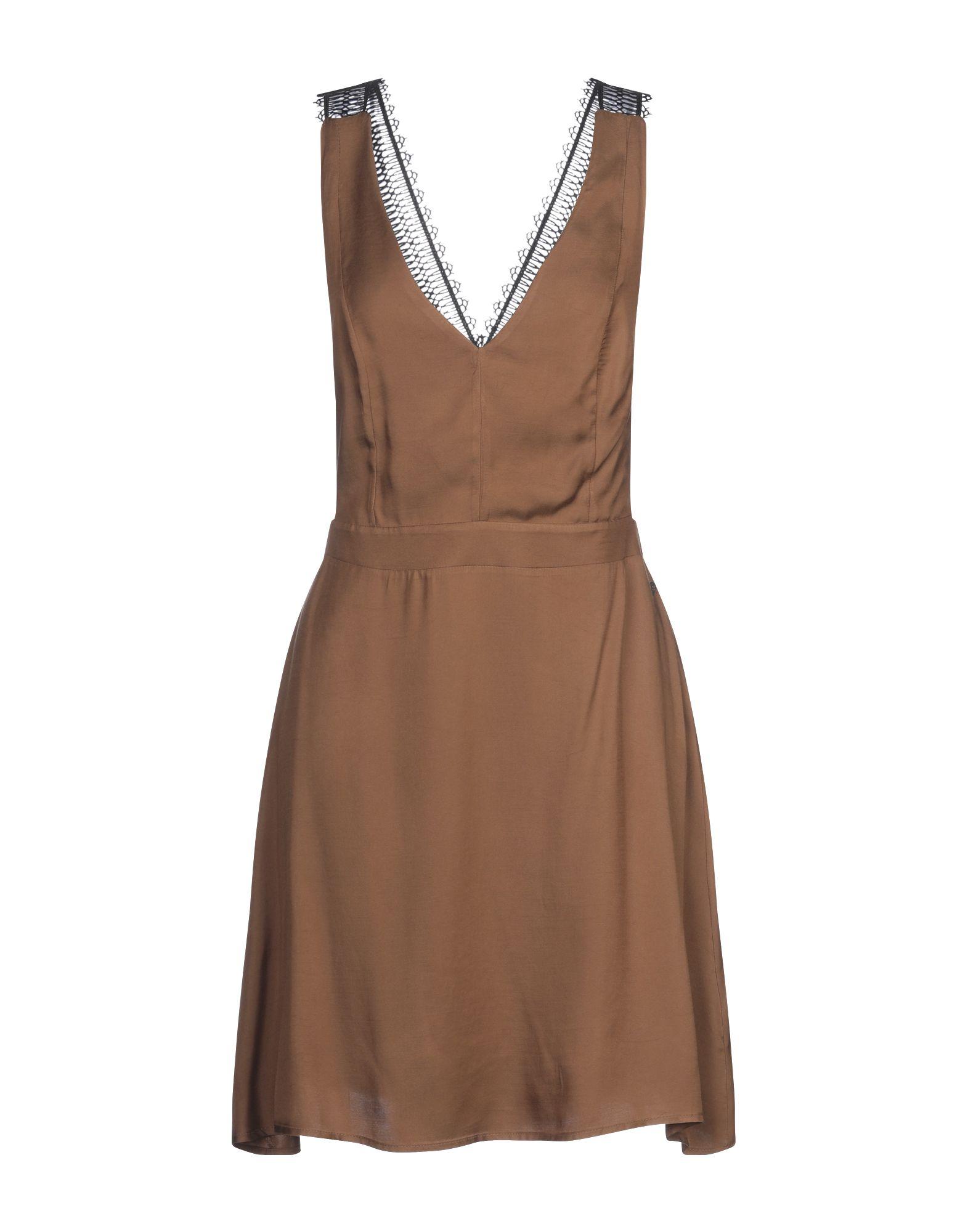 PLEASE Короткое платье