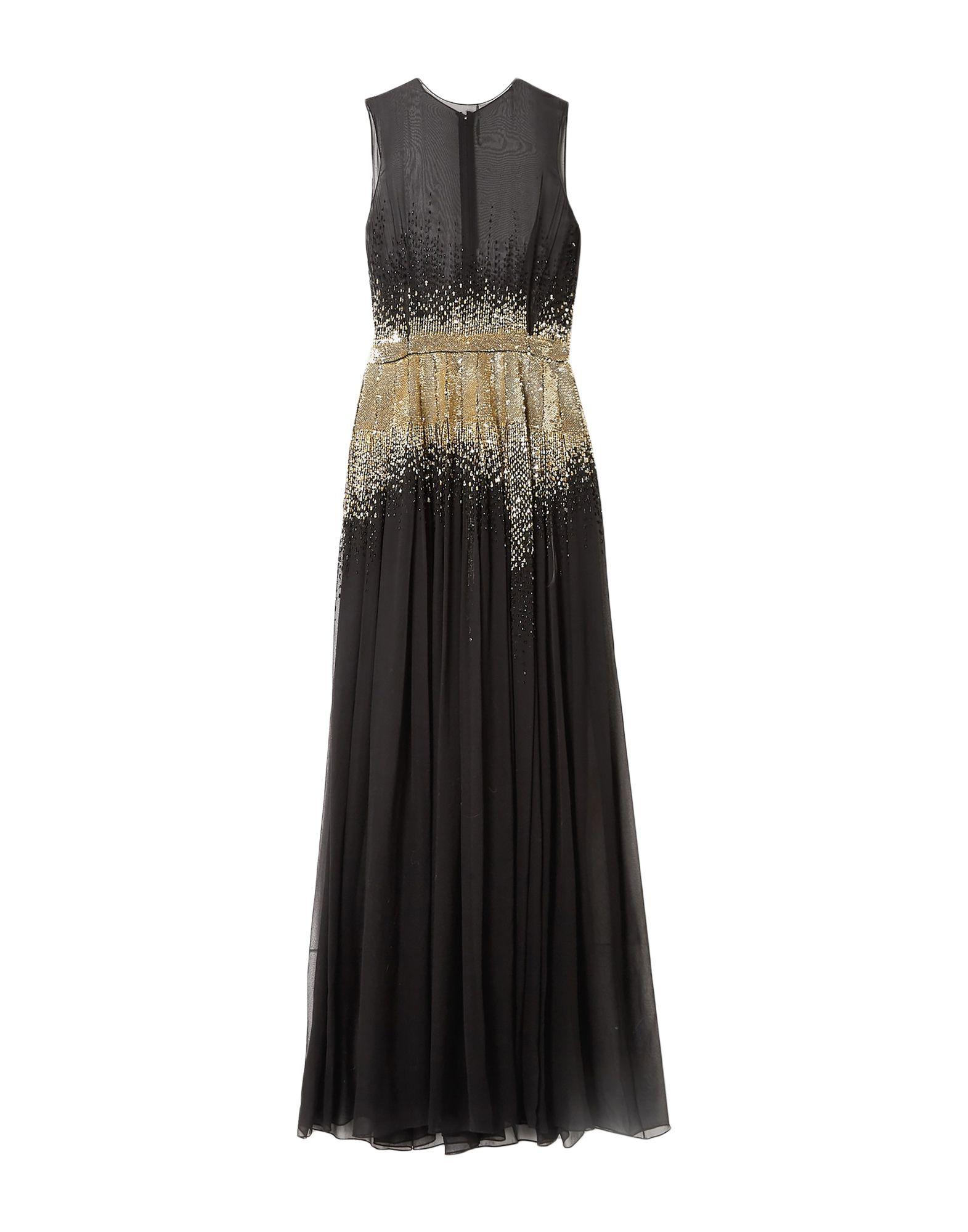OSCAR DE LA RENTA Длинное платье цена