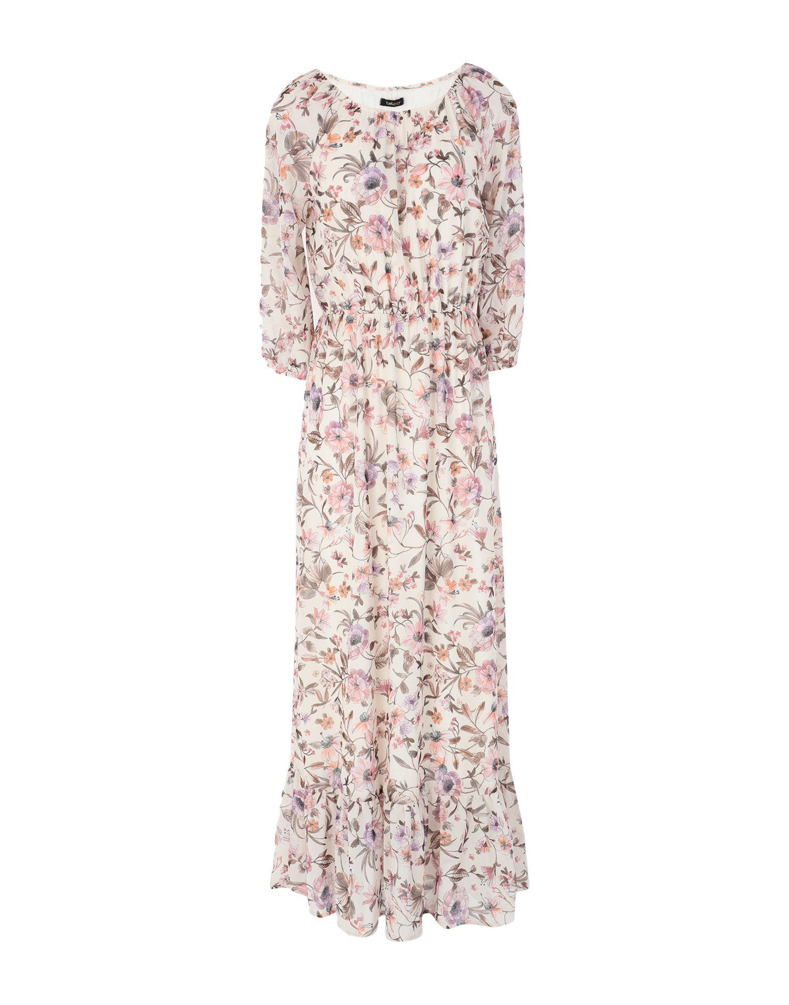 TALCO Длинное платье