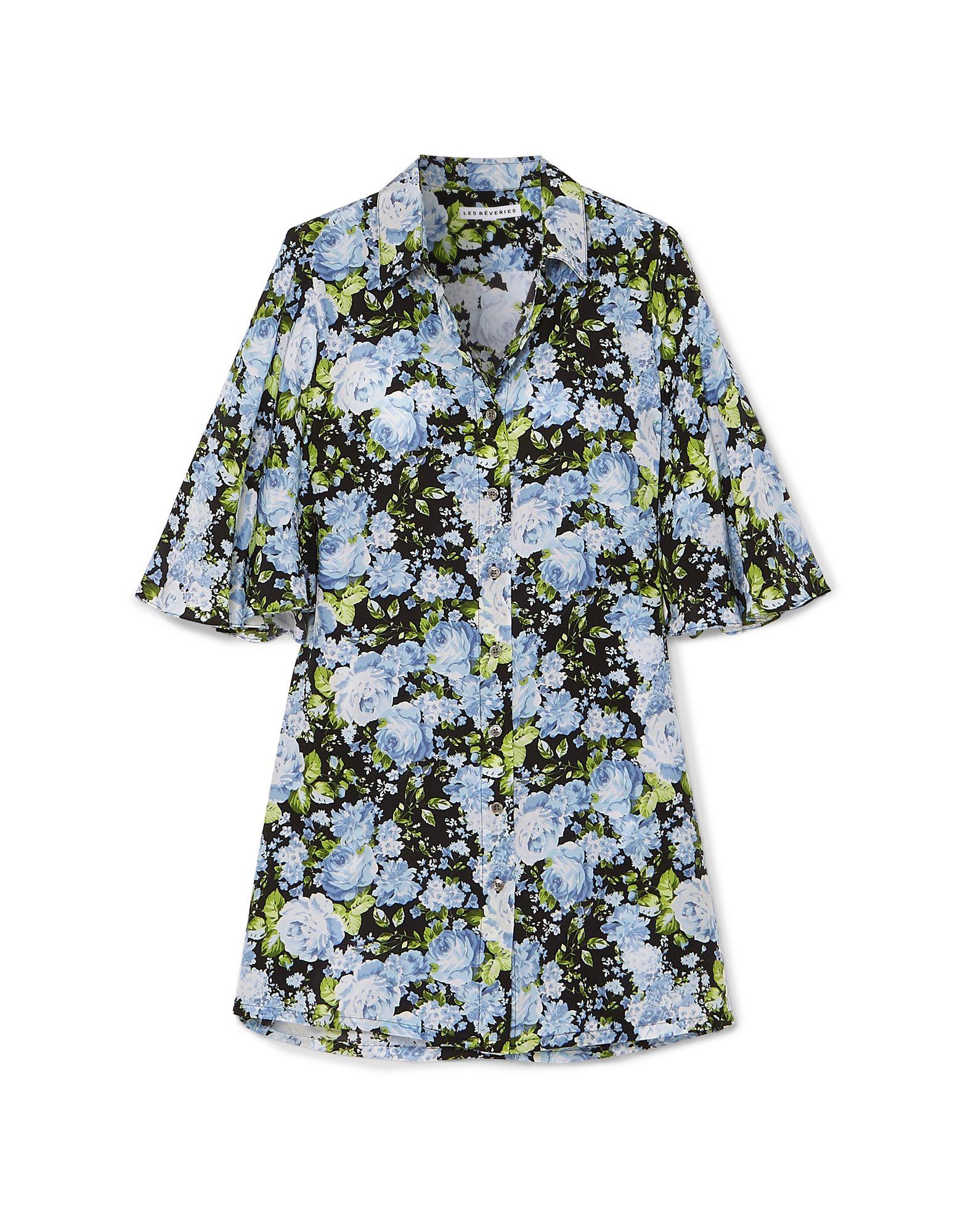 LES RÊVERIES Короткое платье
