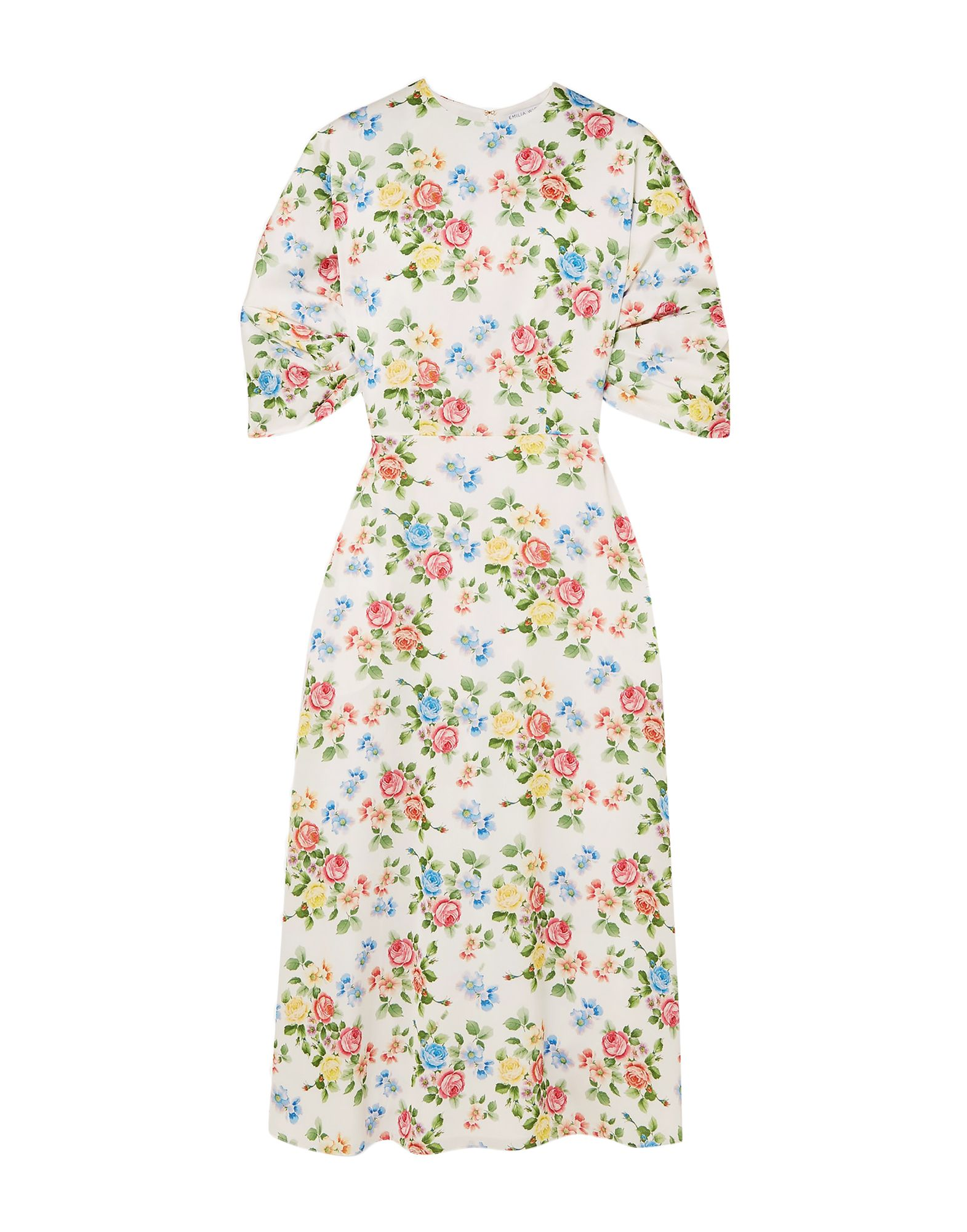 EMILIA WICKSTEAD Платье длиной 3/4