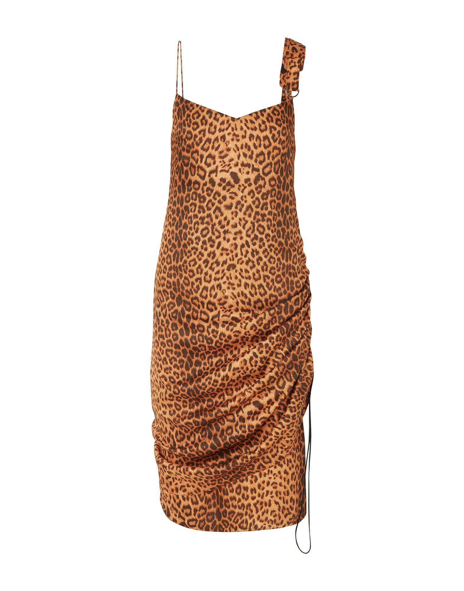 COMMISSION Платье до колена