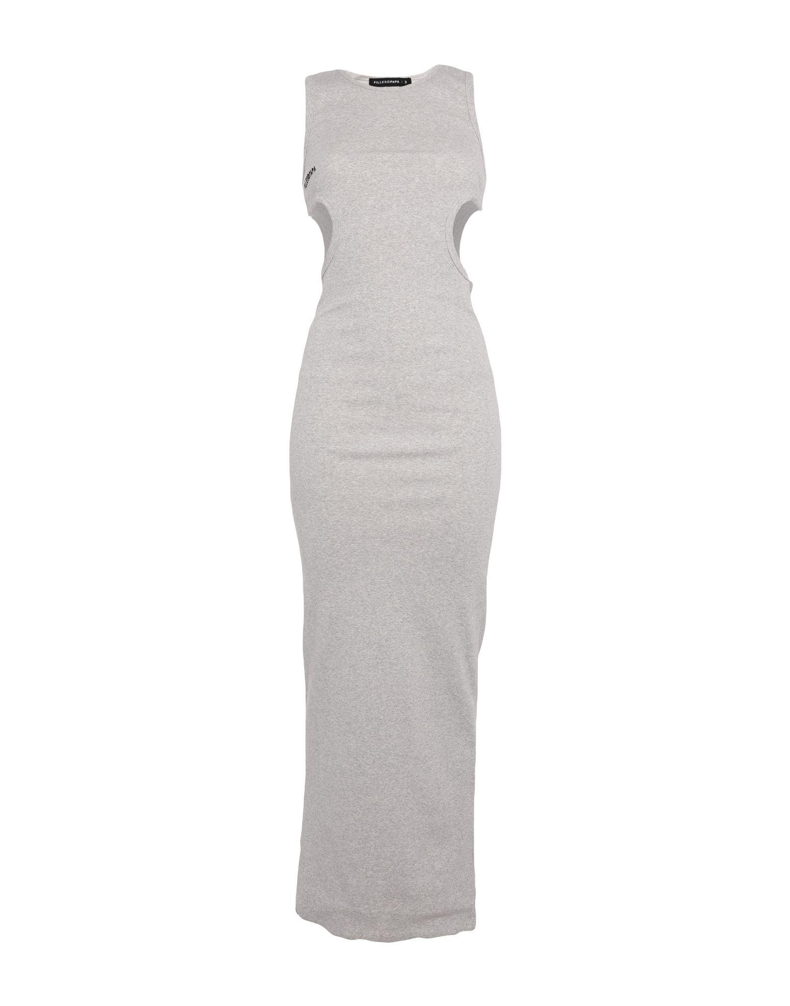 FAP FILLES A PAPA Длинное платье