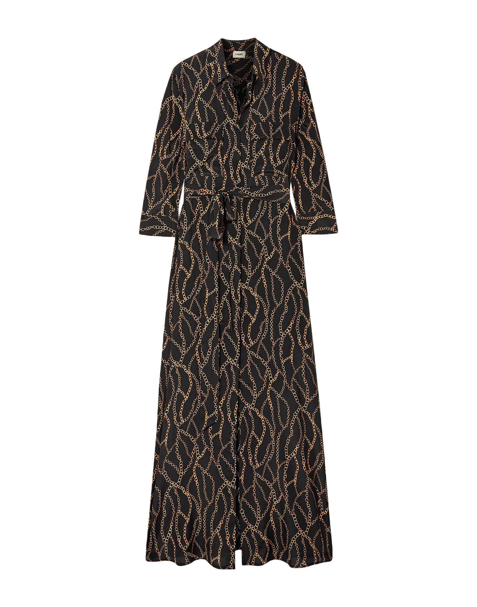 L'AGENCE Длинное платье