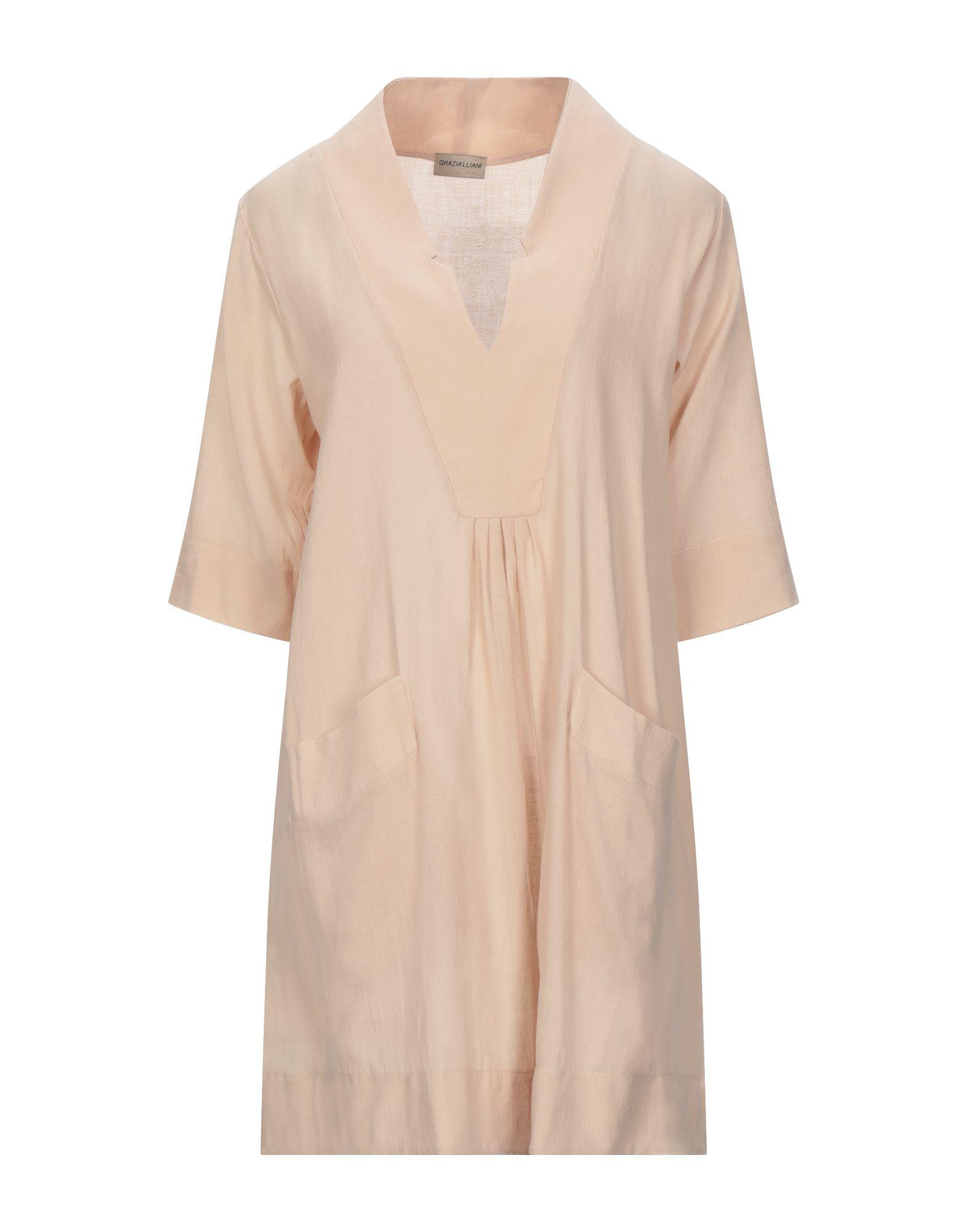 GRAZIA'LLIANI SOON Короткое платье