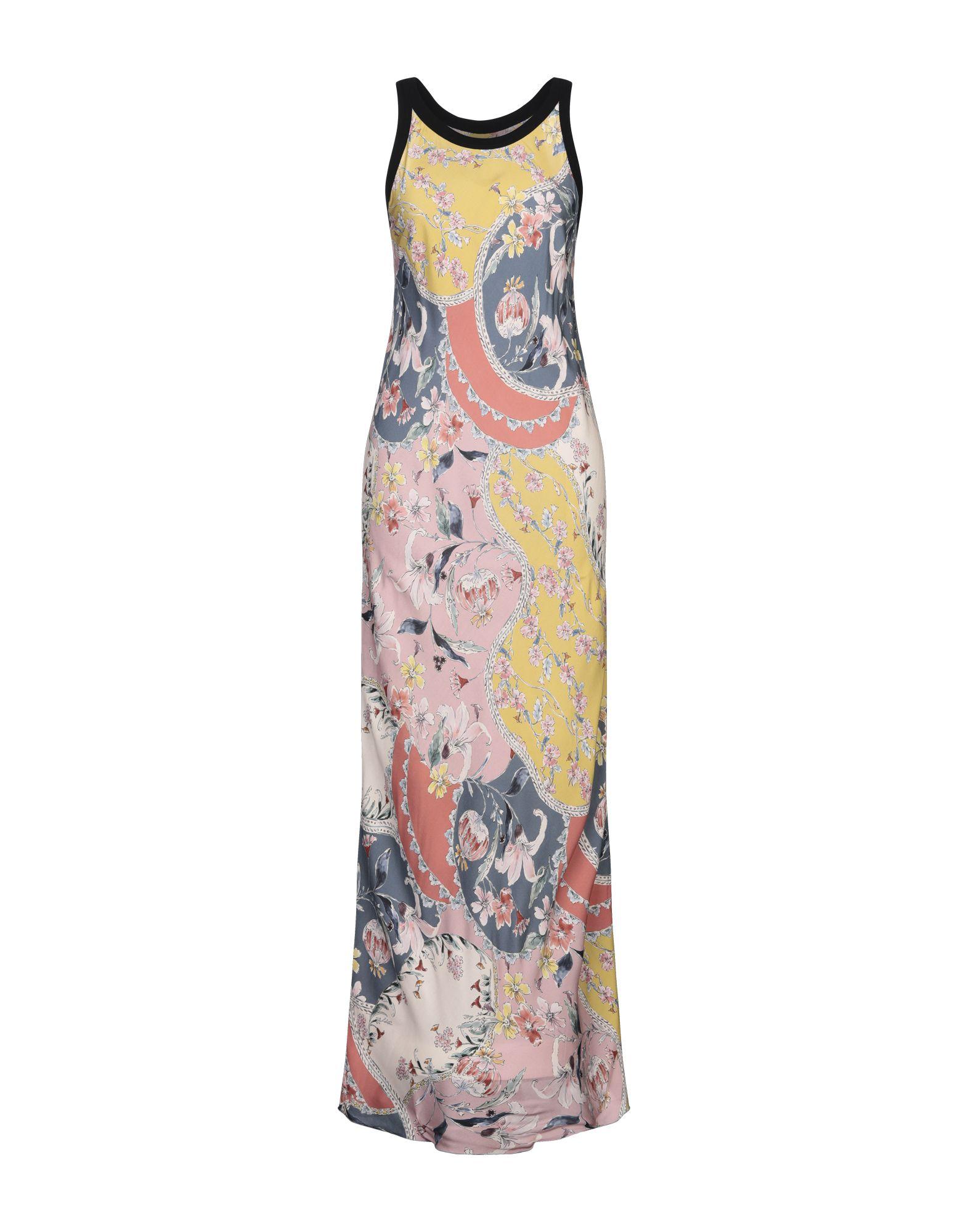 GRAZIA'LLIANI SOON Длинное платье