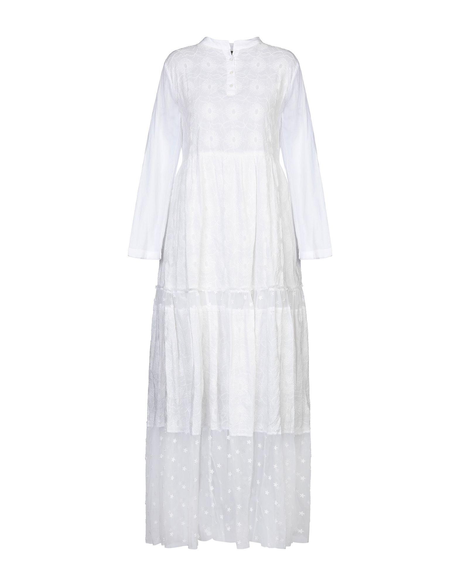 MANILA GRACE Длинное платье