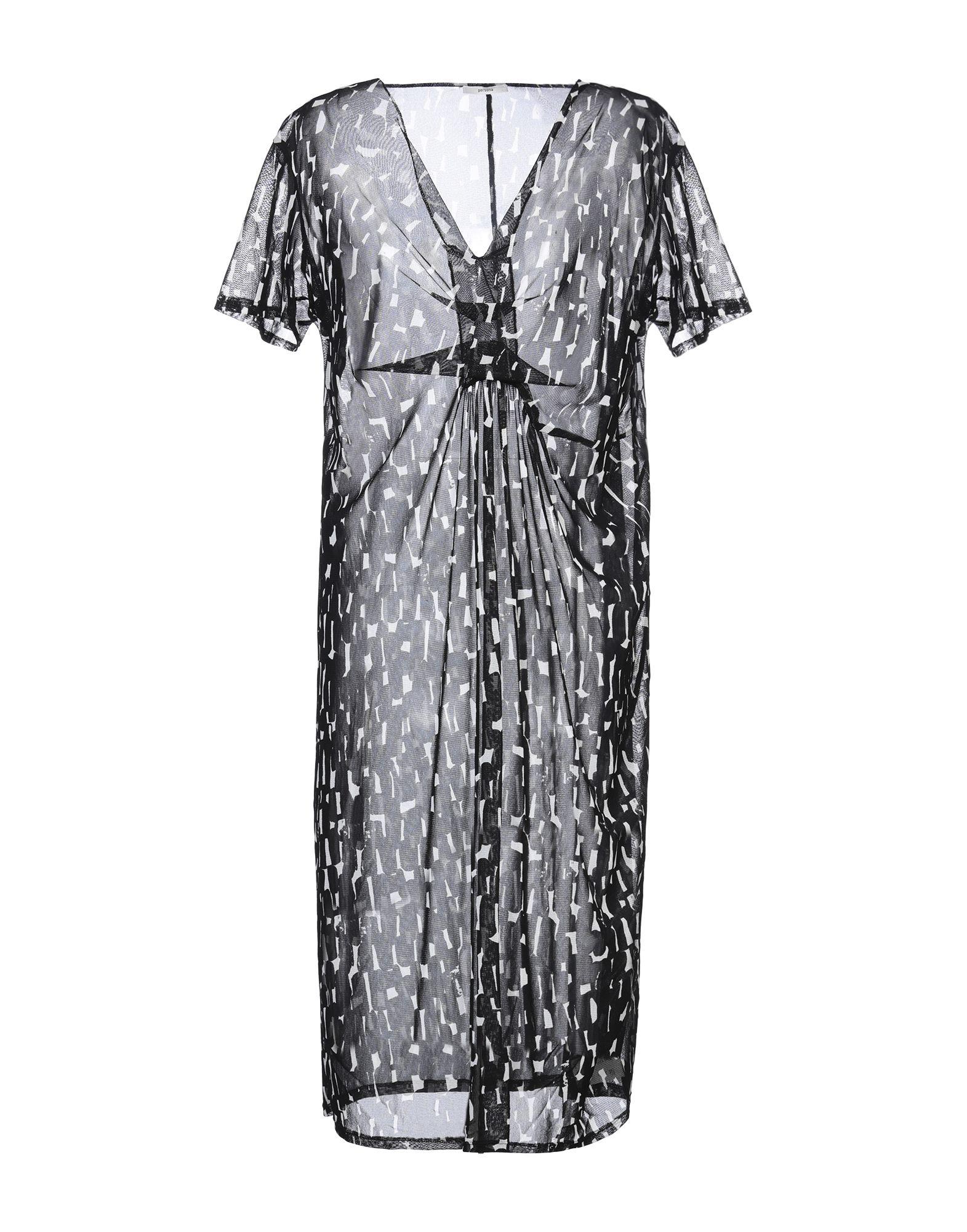 цена PERSONA Платье длиной 3/4 онлайн в 2017 году