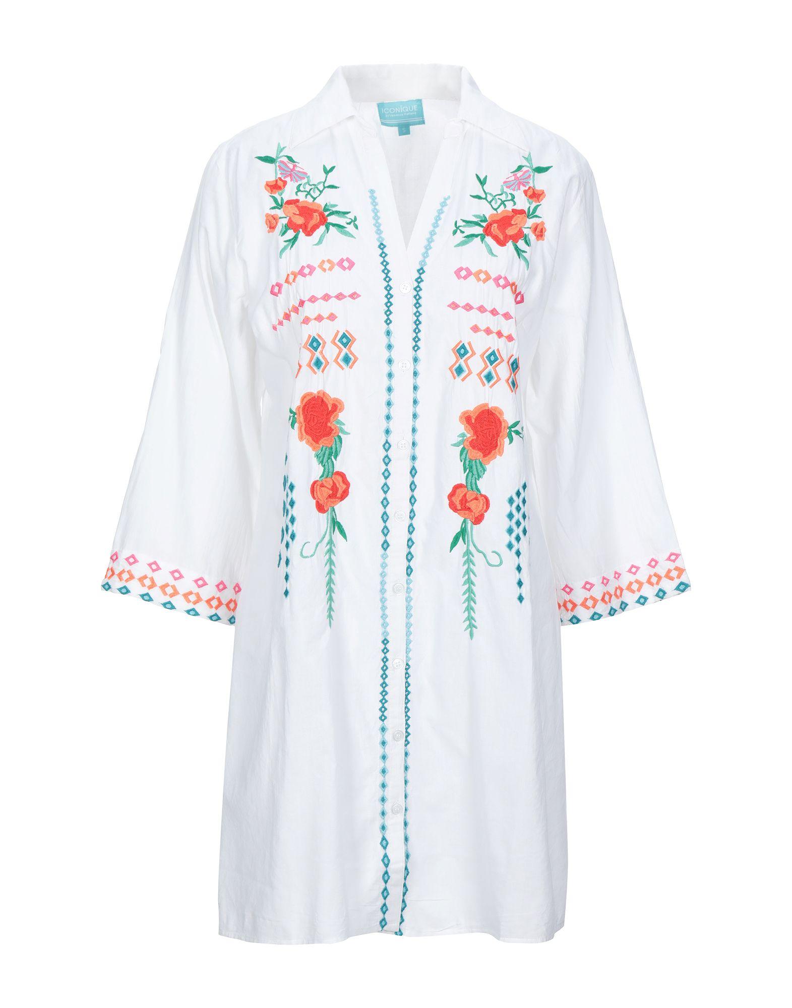 ICONIQUE Короткое платье iconique короткое платье