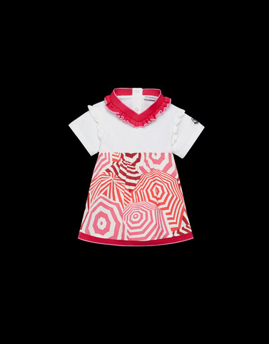 DRESS White Baby 0-36 months - Girl Woman