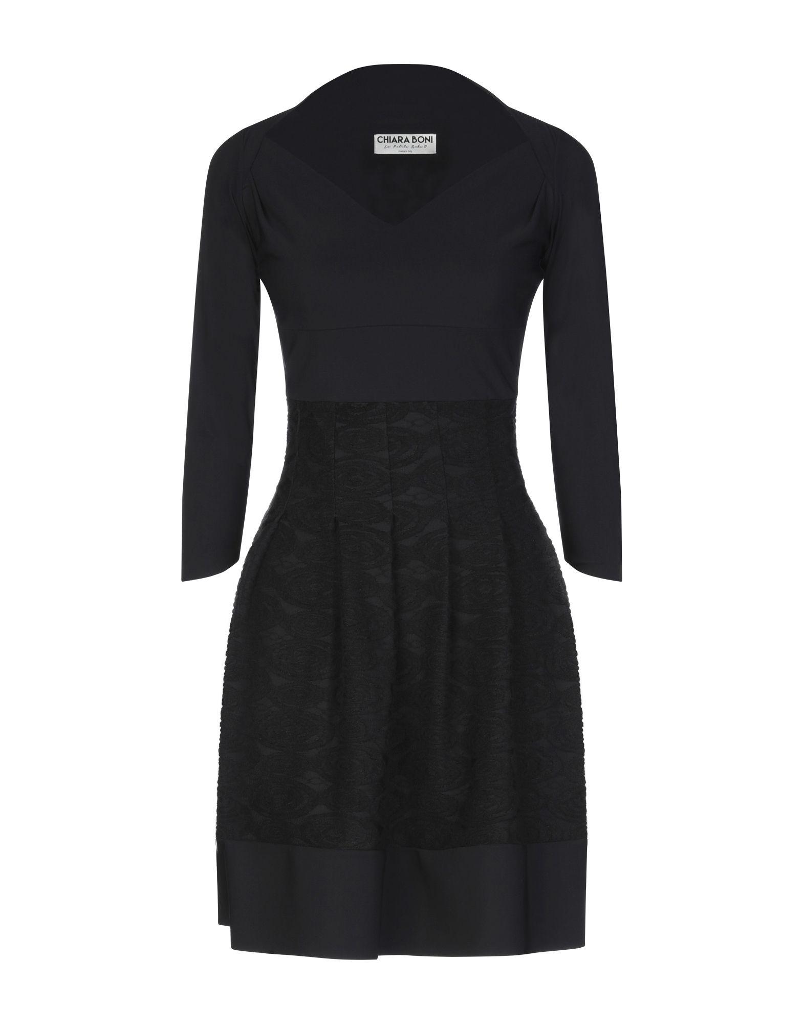 CHIARA BONI LA PETITE ROBE Короткое платье