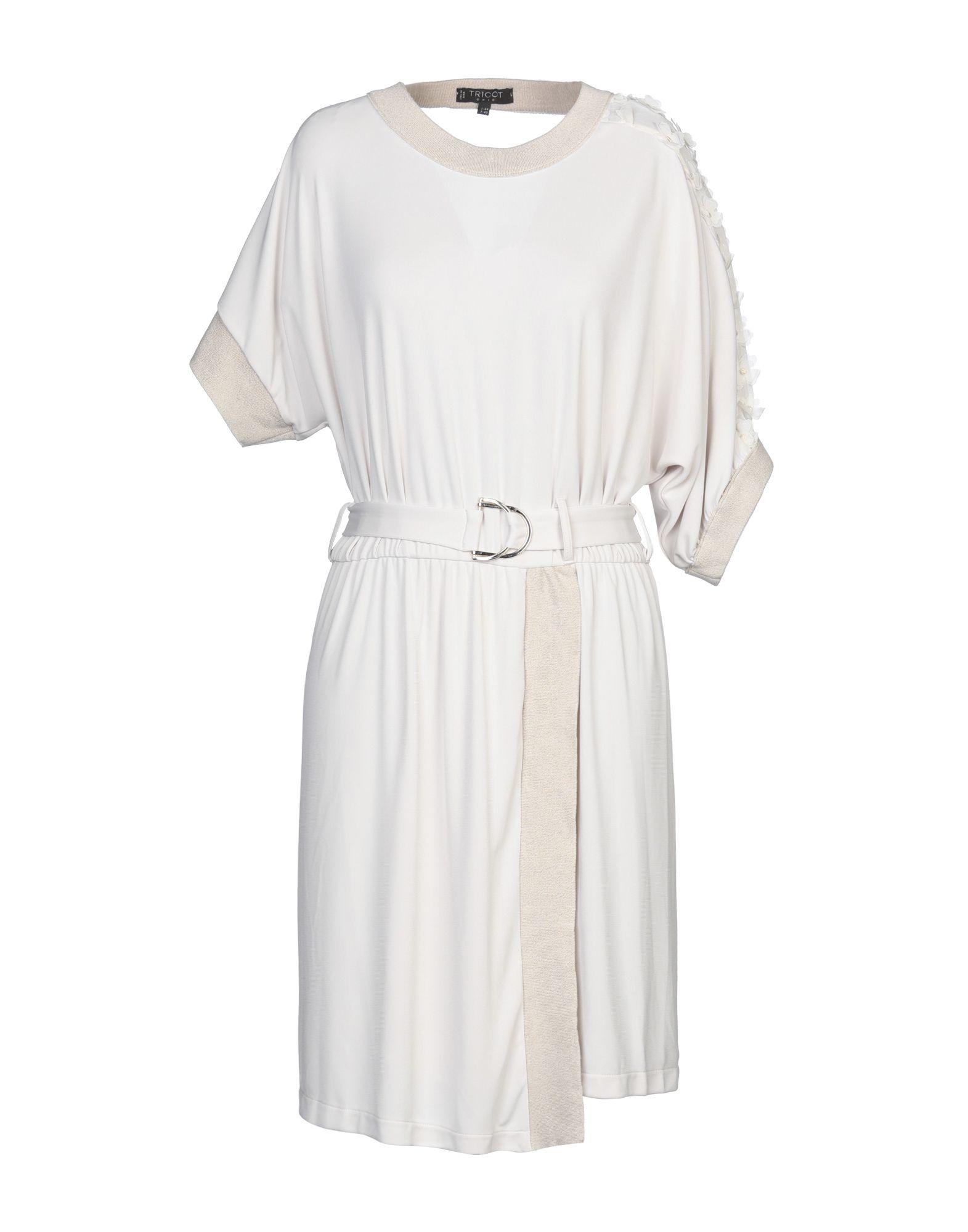 цена TRICOT CHIC Короткое платье онлайн в 2017 году