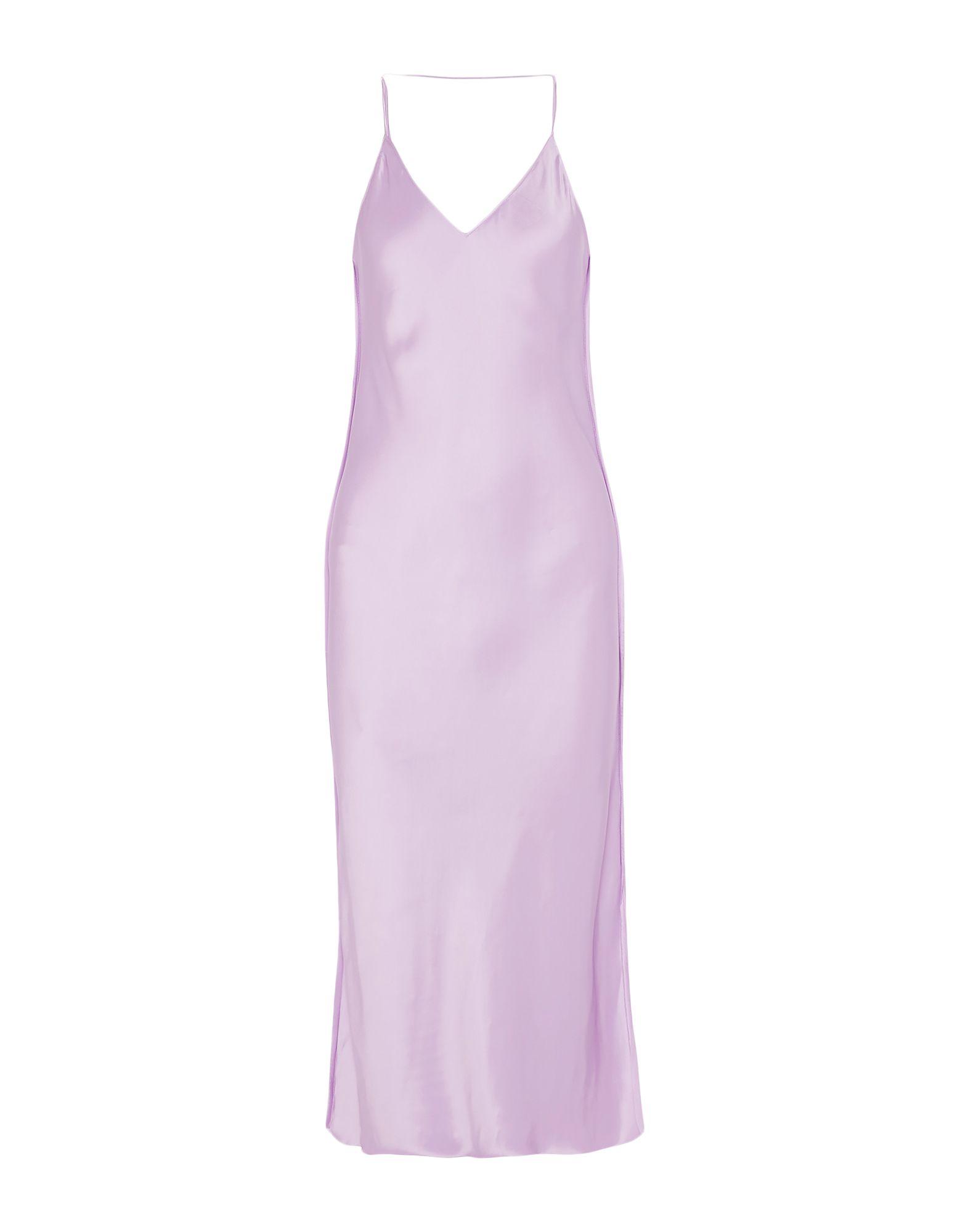HELMUT LANG Платье длиной 3/4 helmut lang болеро