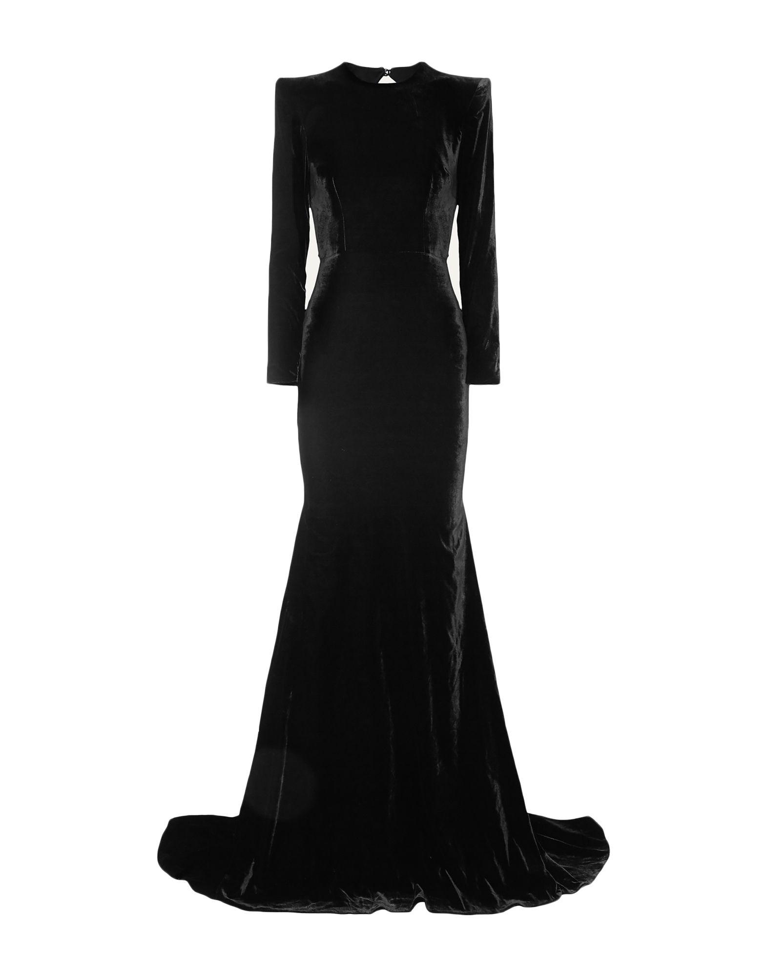 ALEX PERRY Длинное платье