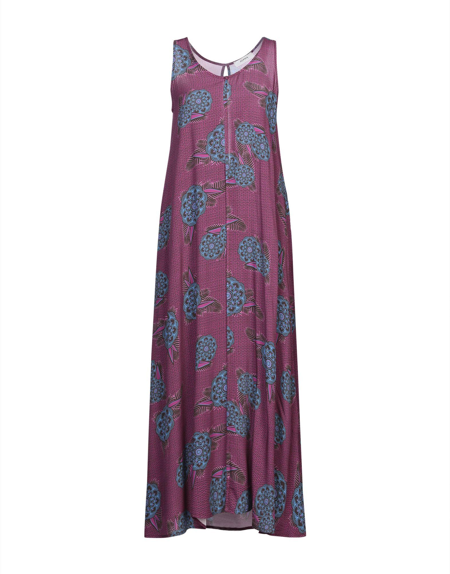 ALPHA STUDIO Длинное платье leitmotiv длинное платье