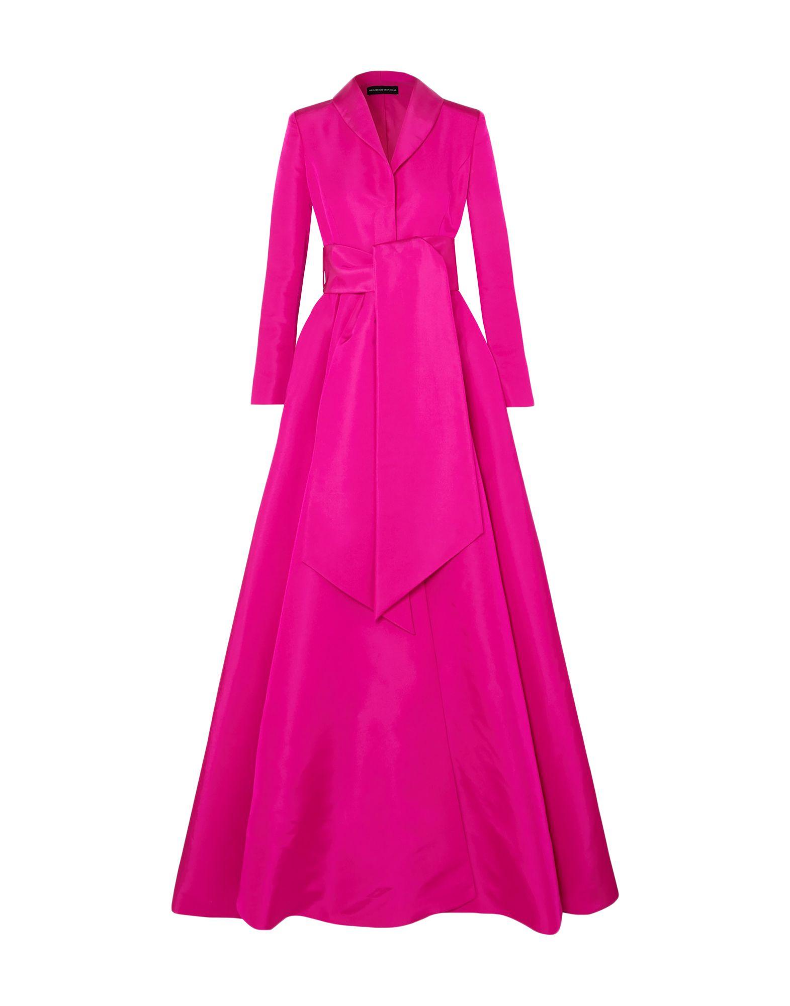 BRANDON MAXWELL Длинное платье недорого