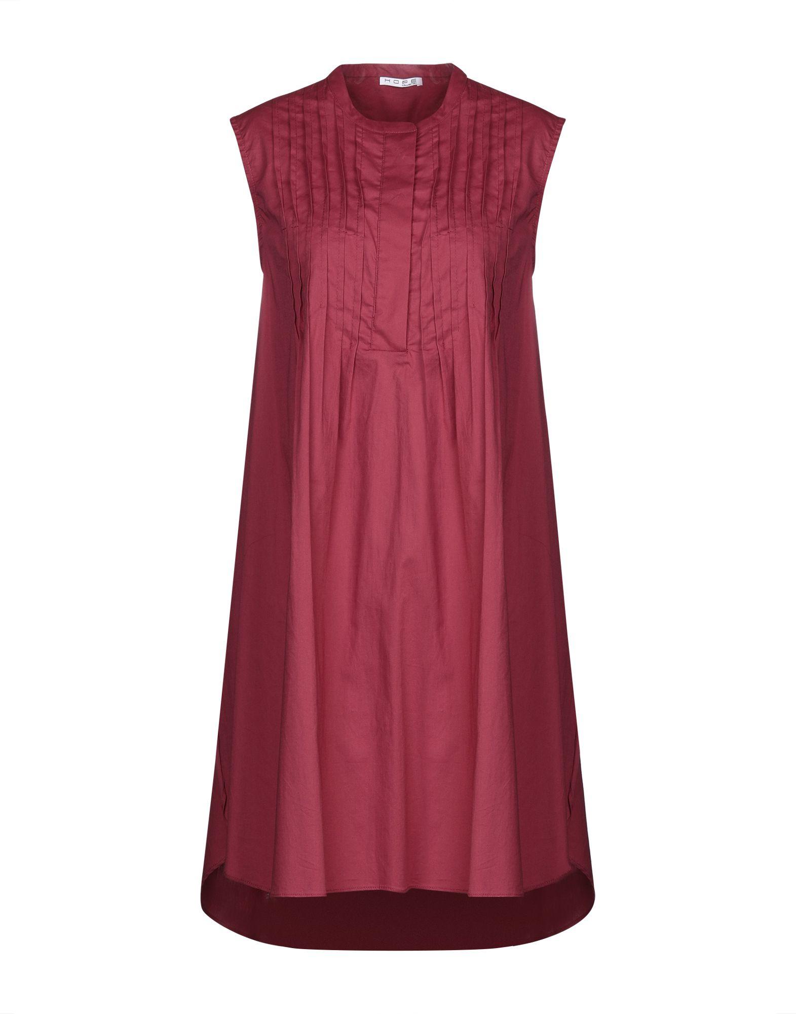 HOPE COLLECTION Платье до колена цена 2017