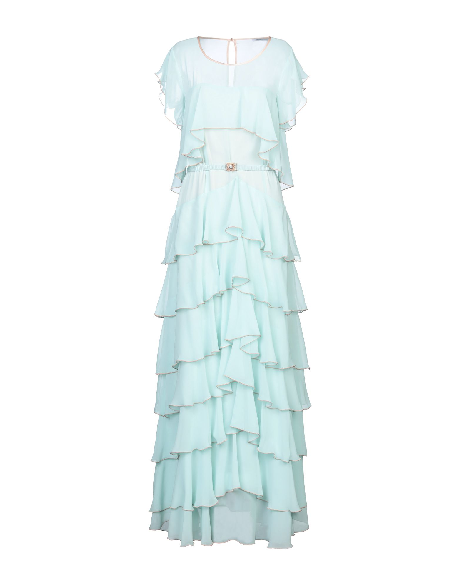 MISS MAX Длинное платье miss max комплект