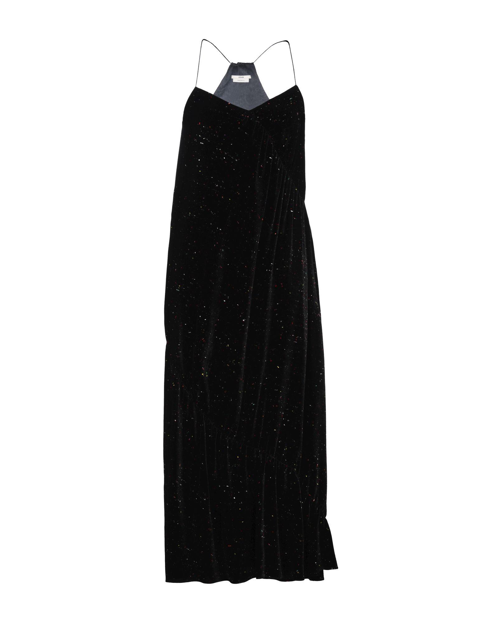 EDUN Длинное платье