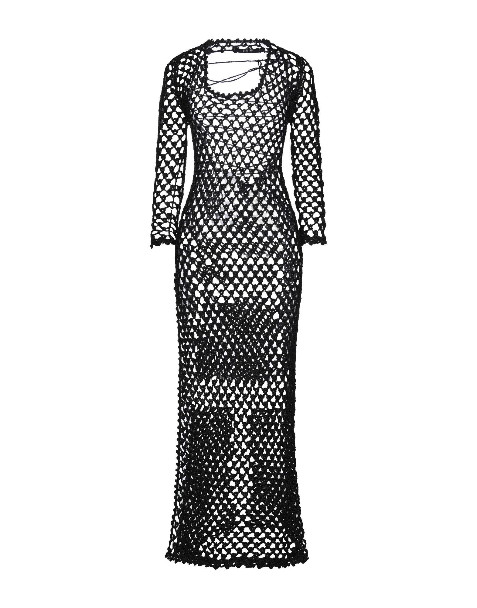 SIBLING Длинное платье