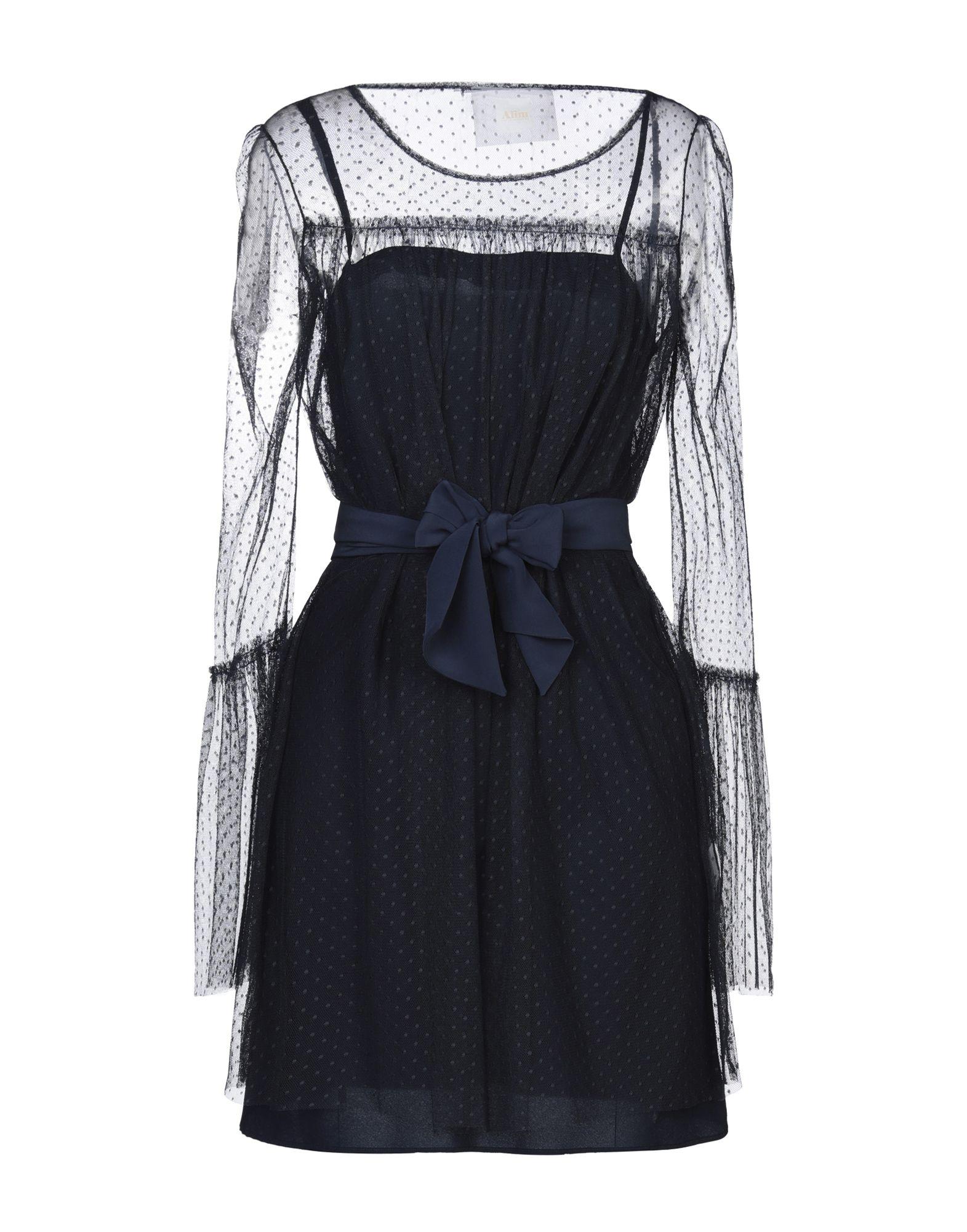 цена на AIIM ART IS INSIDE ME Короткое платье