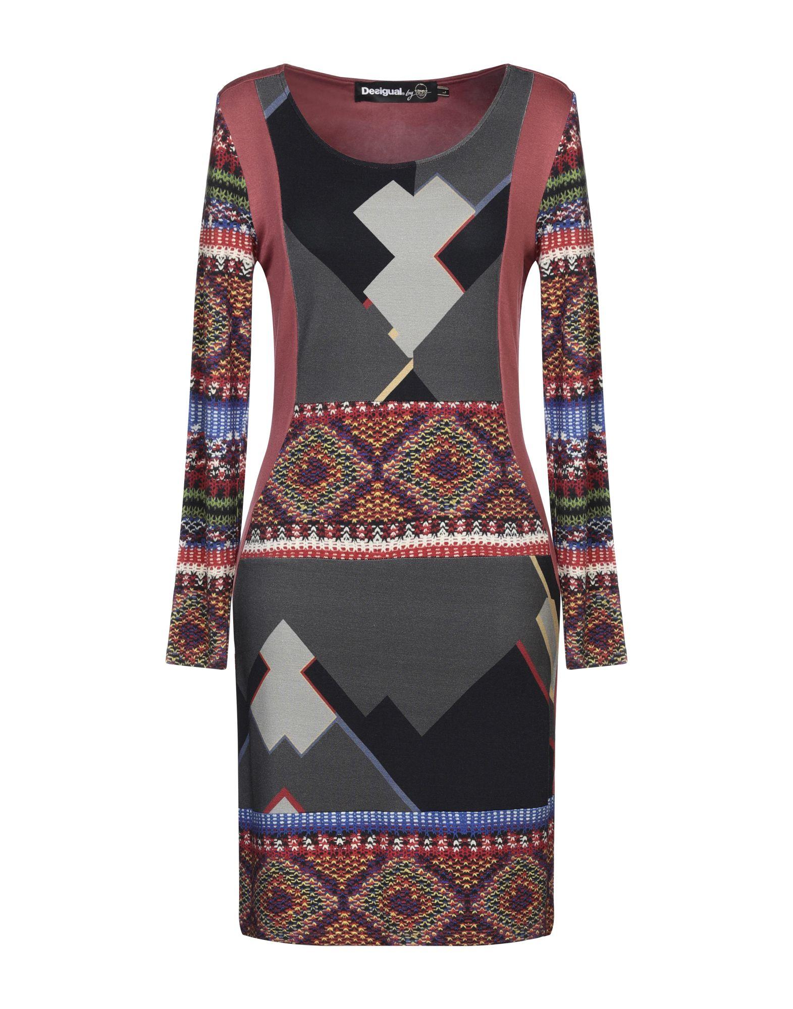 DESIGUAL Короткое платье