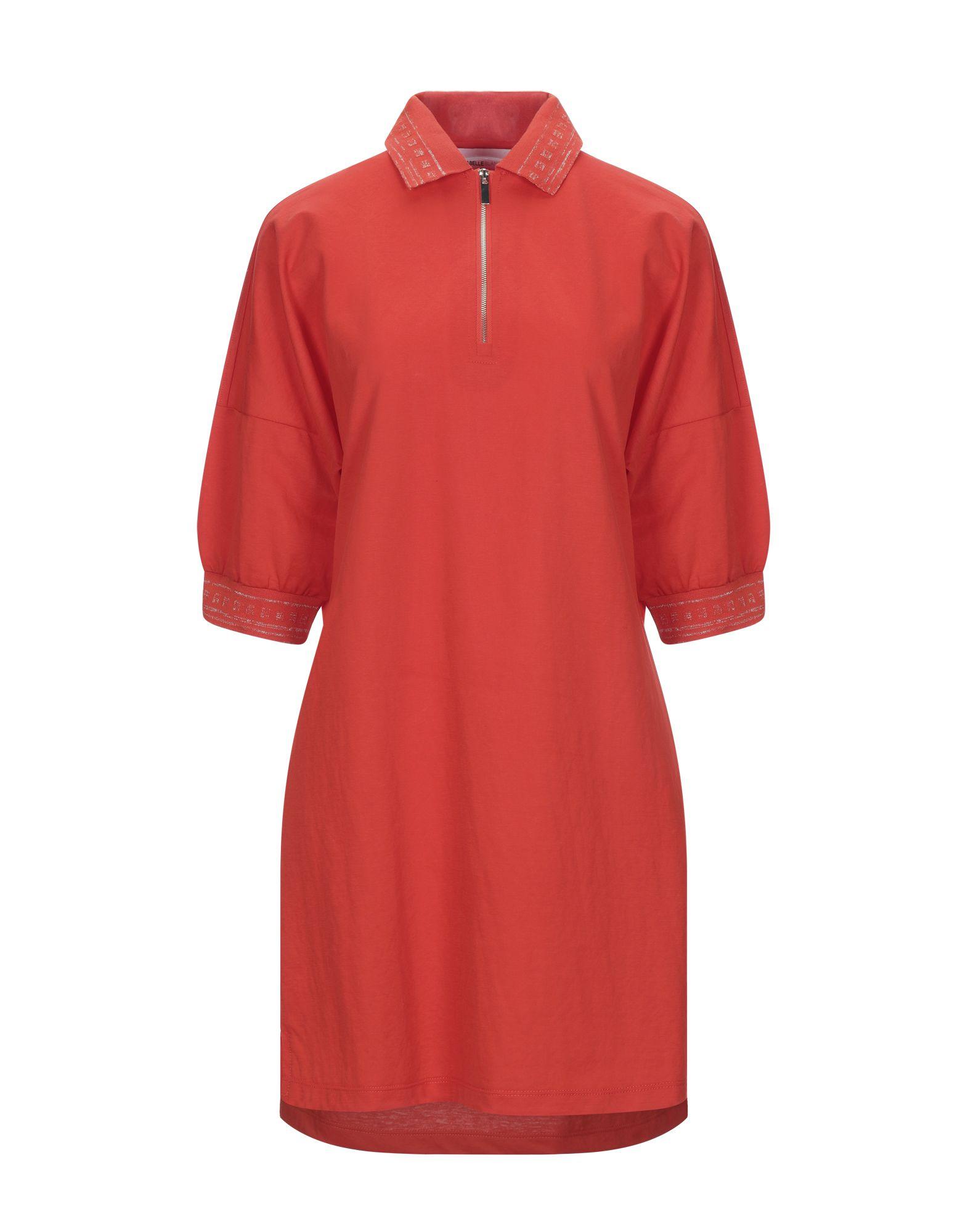 ISABELLE BLANCHE Paris Короткое платье
