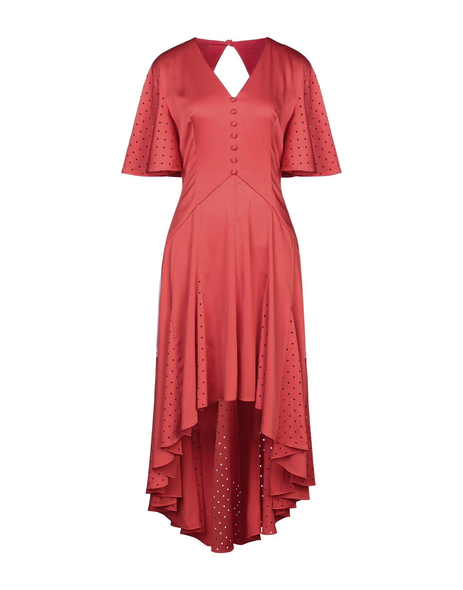 HUISHAN ZHANG Платье до колена