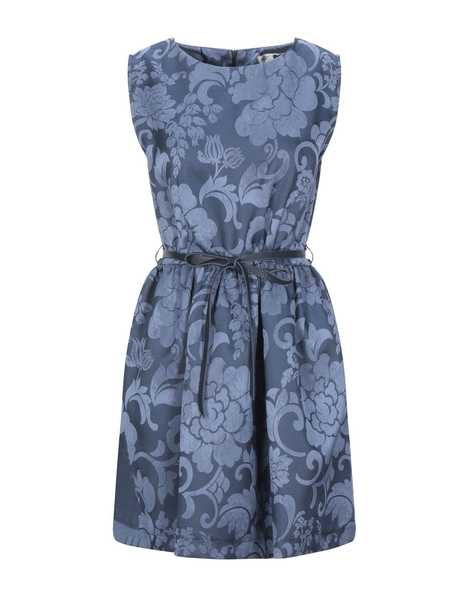 HAPPY25 Короткое платье