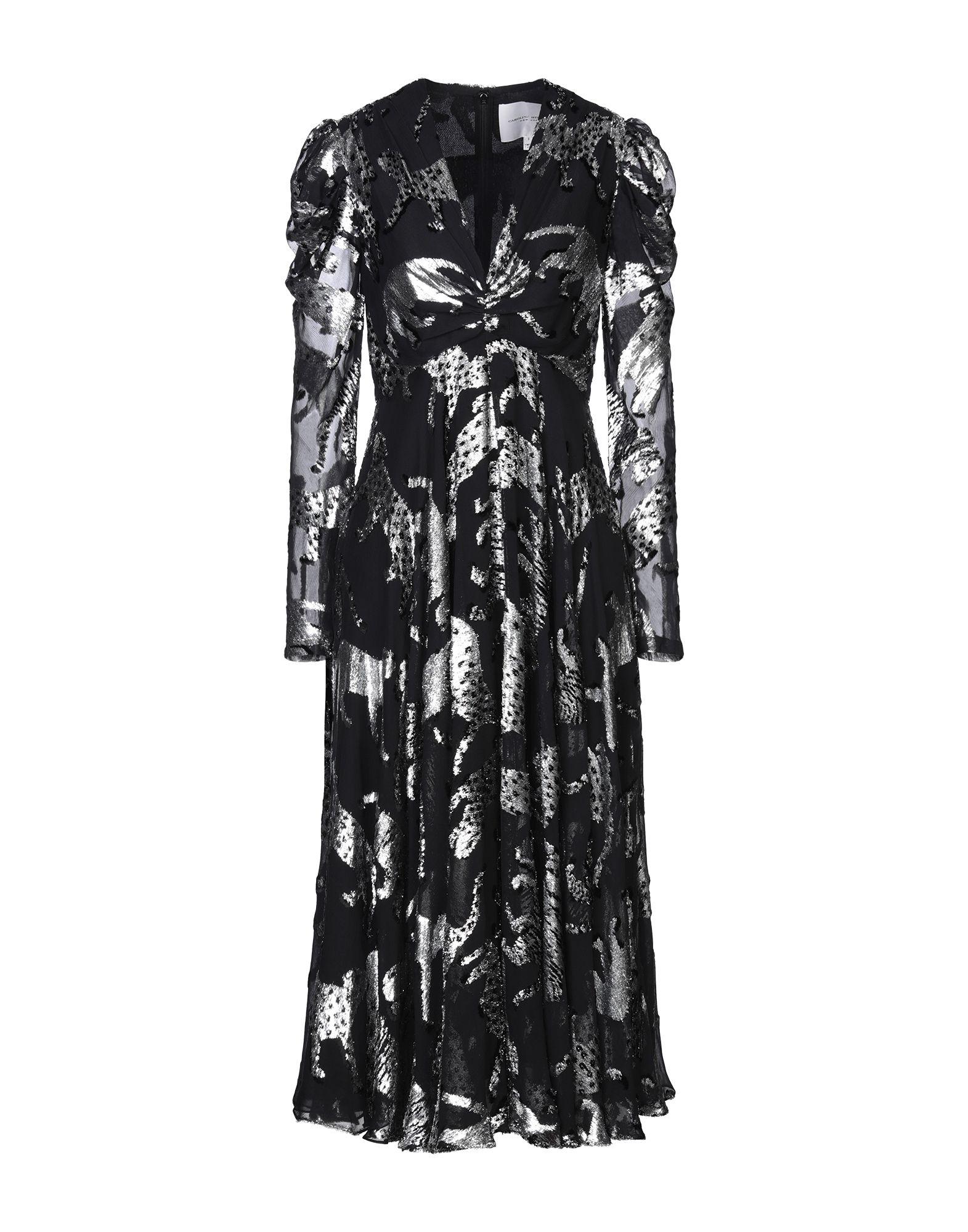 CAROLINA HERRERA Платье длиной 3/4