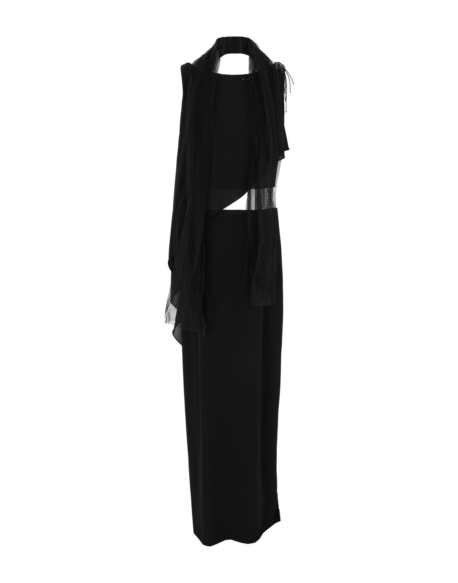 FABIANA FERRI Длинное платье