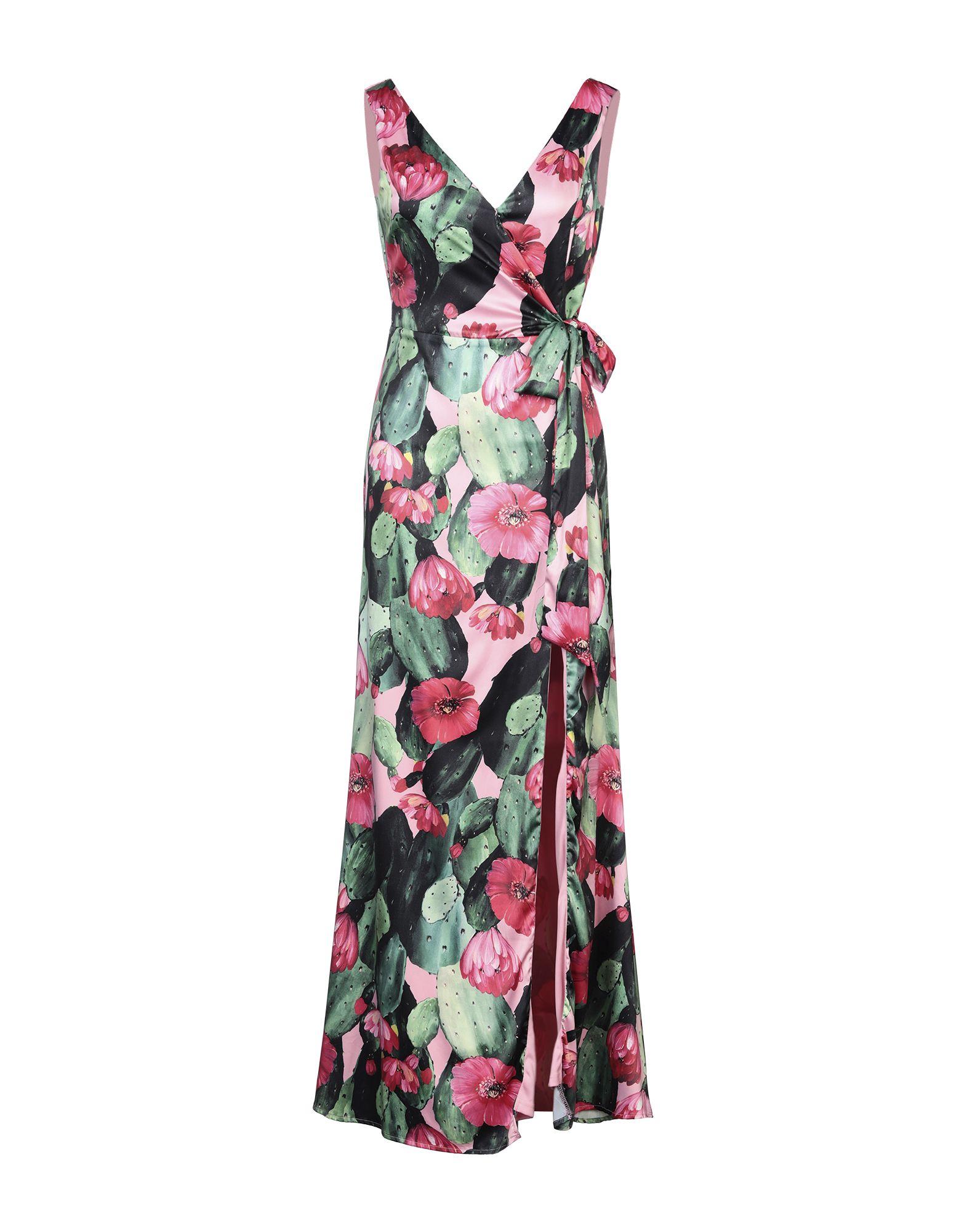 VITTORIA ROMANO Длинное платье расклешенное платье макси vittoria vicci