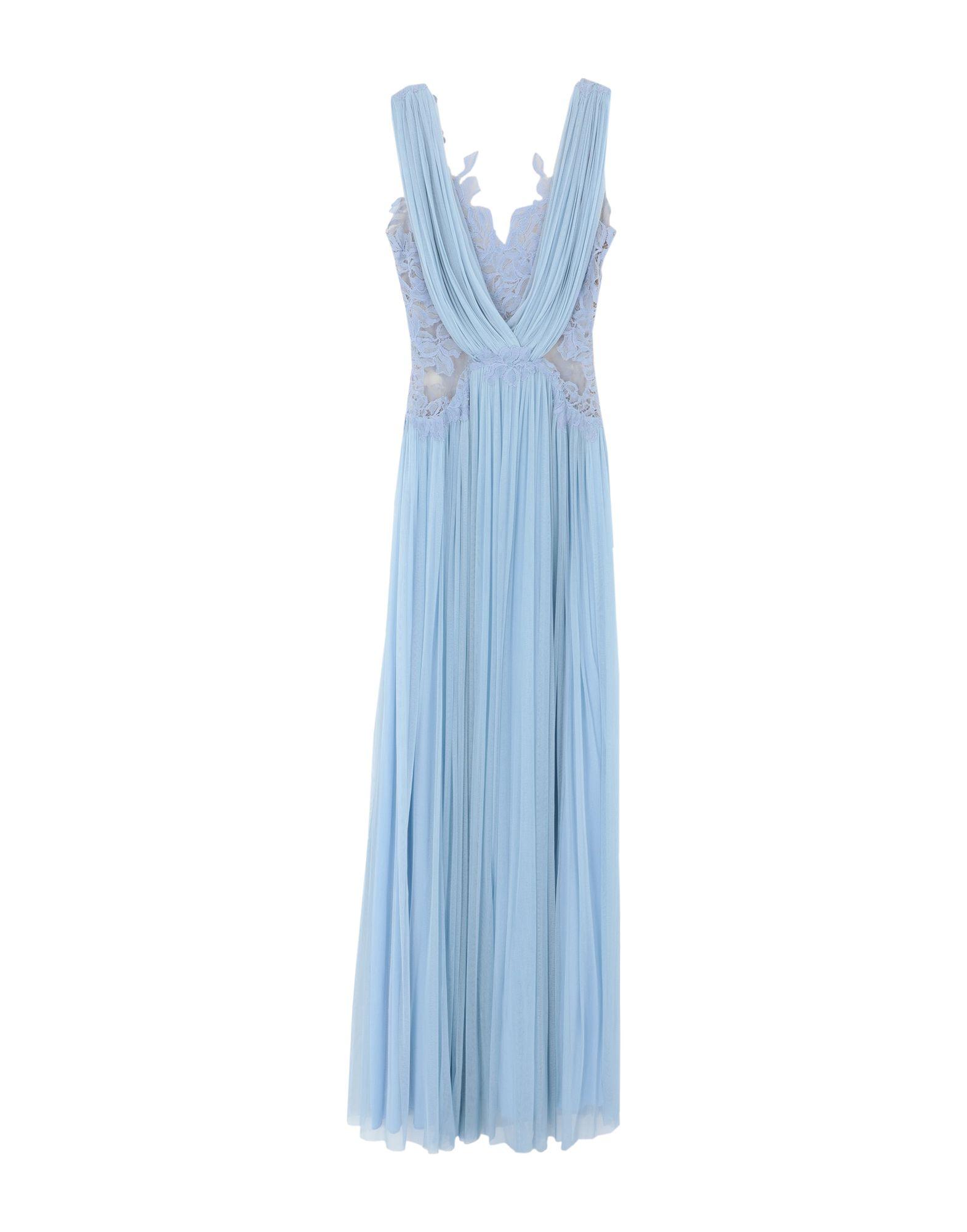 RHEA COSTA Длинное платье