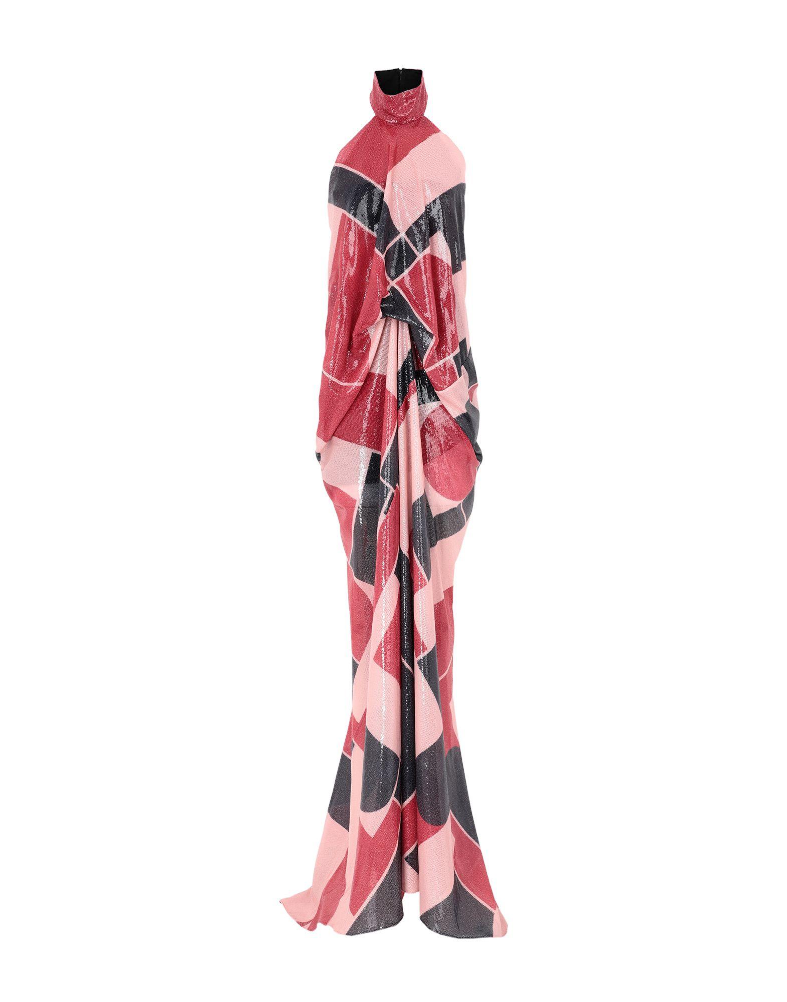 HALPERN Длинное платье