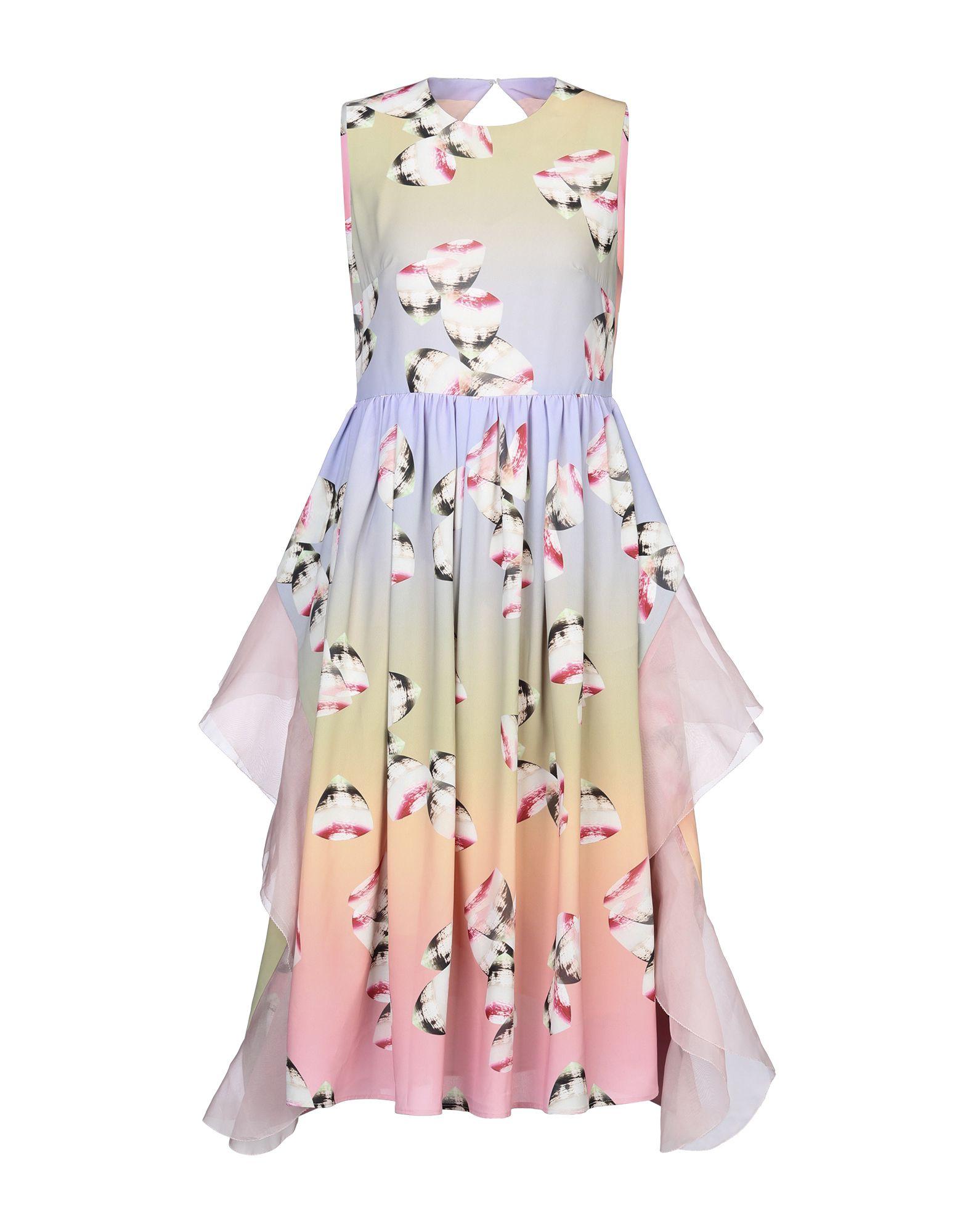 HUISHAN ZHANG Платье длиной 3/4 недорого