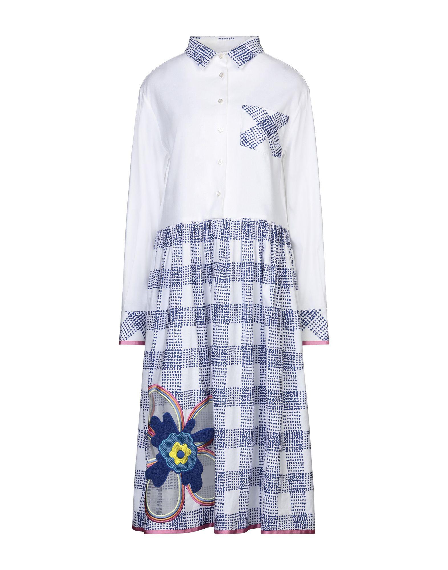 MIRA MIKATI Платье до колена