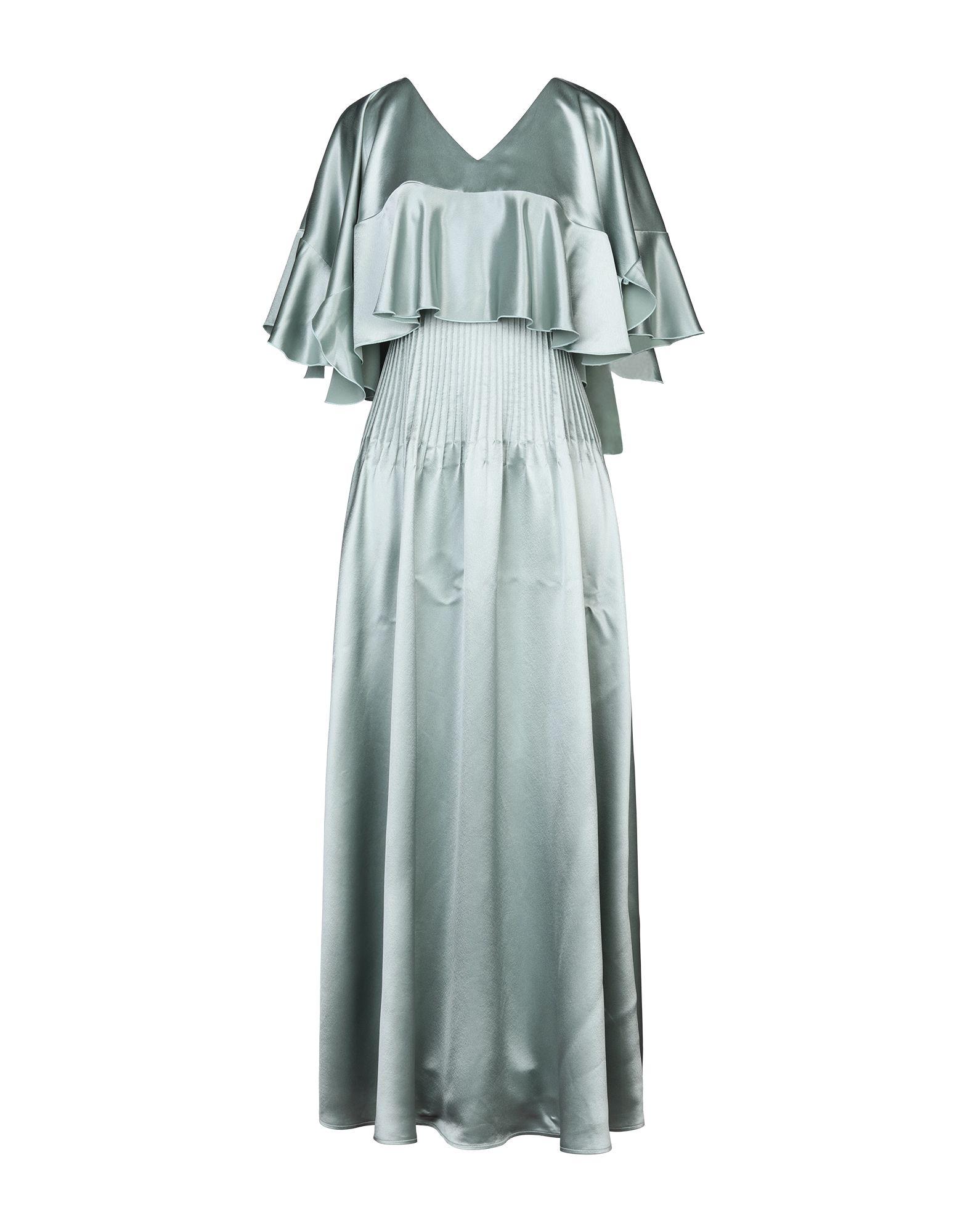 HUISHAN ZHANG Длинное платье недорого