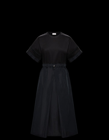 DRESS Black Dresses Woman